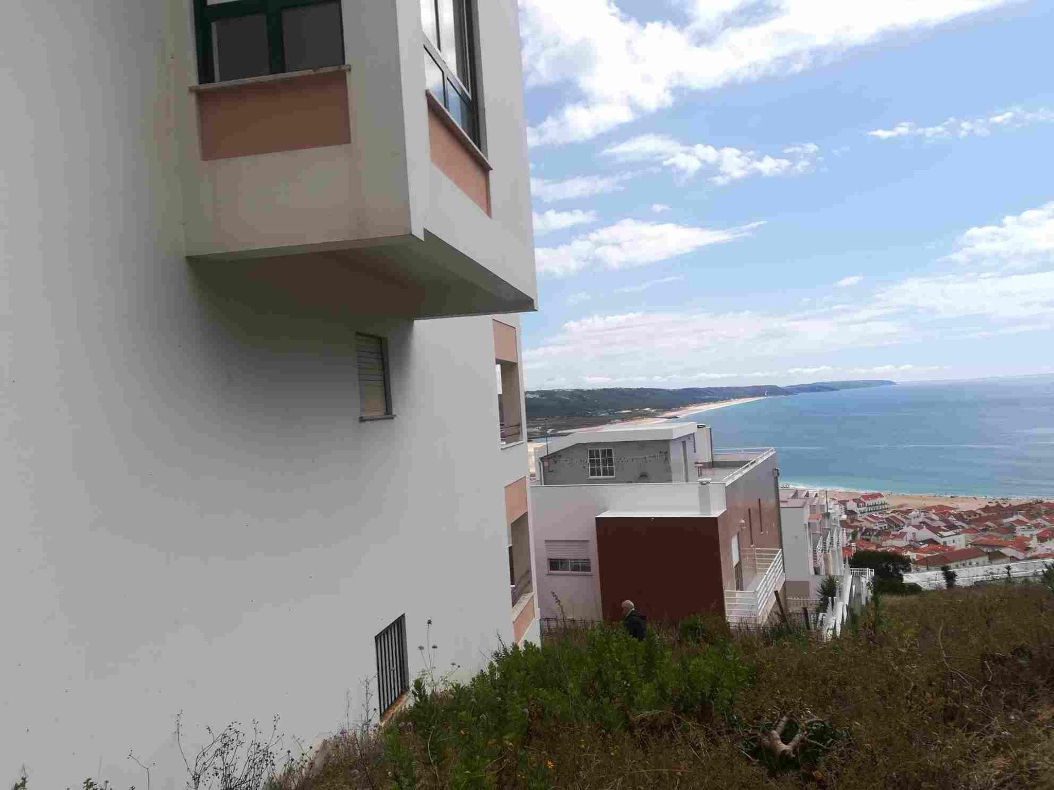 Holiday apartment Wohnung mit 3 Schlafzimmern in Nazaré mit herrlichem Meerblick und möblierter Terrasse (2639548), Nazaré, Costa de Prata, Central-Portugal, Portugal, picture 13