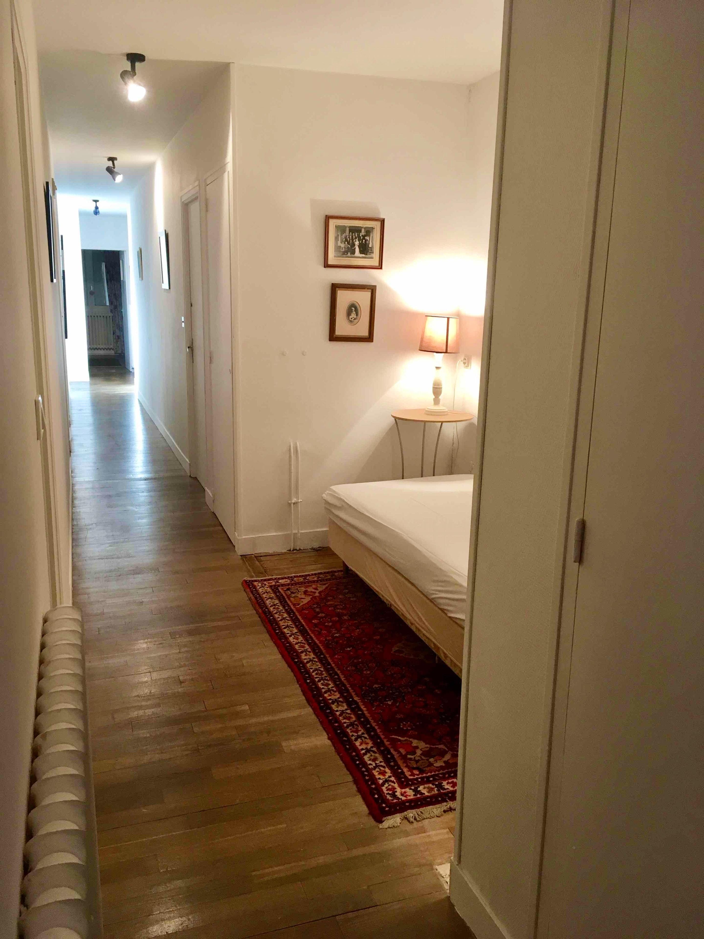 Ferienhaus Haus mit 6 Schlafzimmern in Carrouges mit eingezäuntem Garten und W-LAN - 95 km vom Strand (2572591), Carrouges, Orne, Normandie, Frankreich, Bild 44