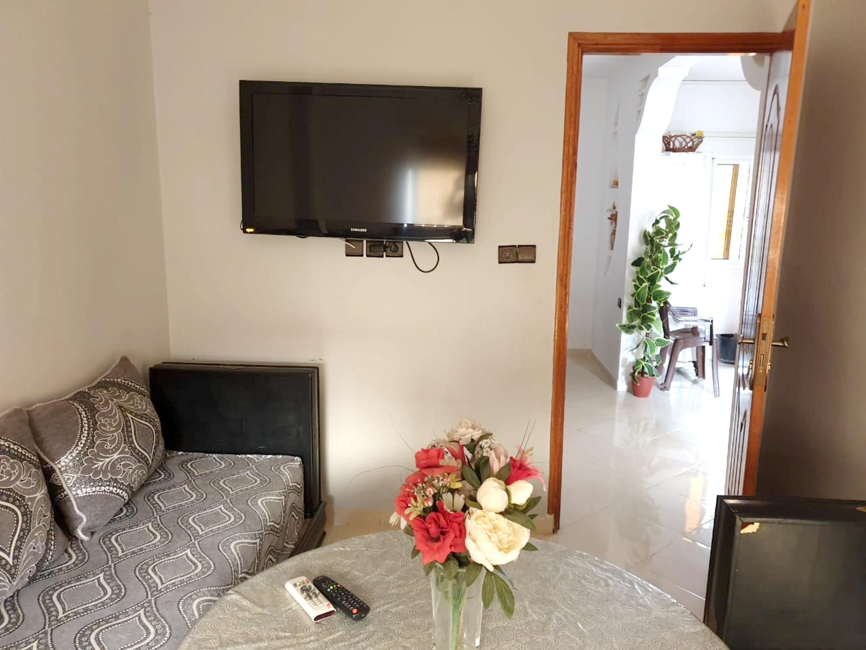 Wohnung mit 2 Schlafzimmern in Oujda Ferienwohnung in Afrika