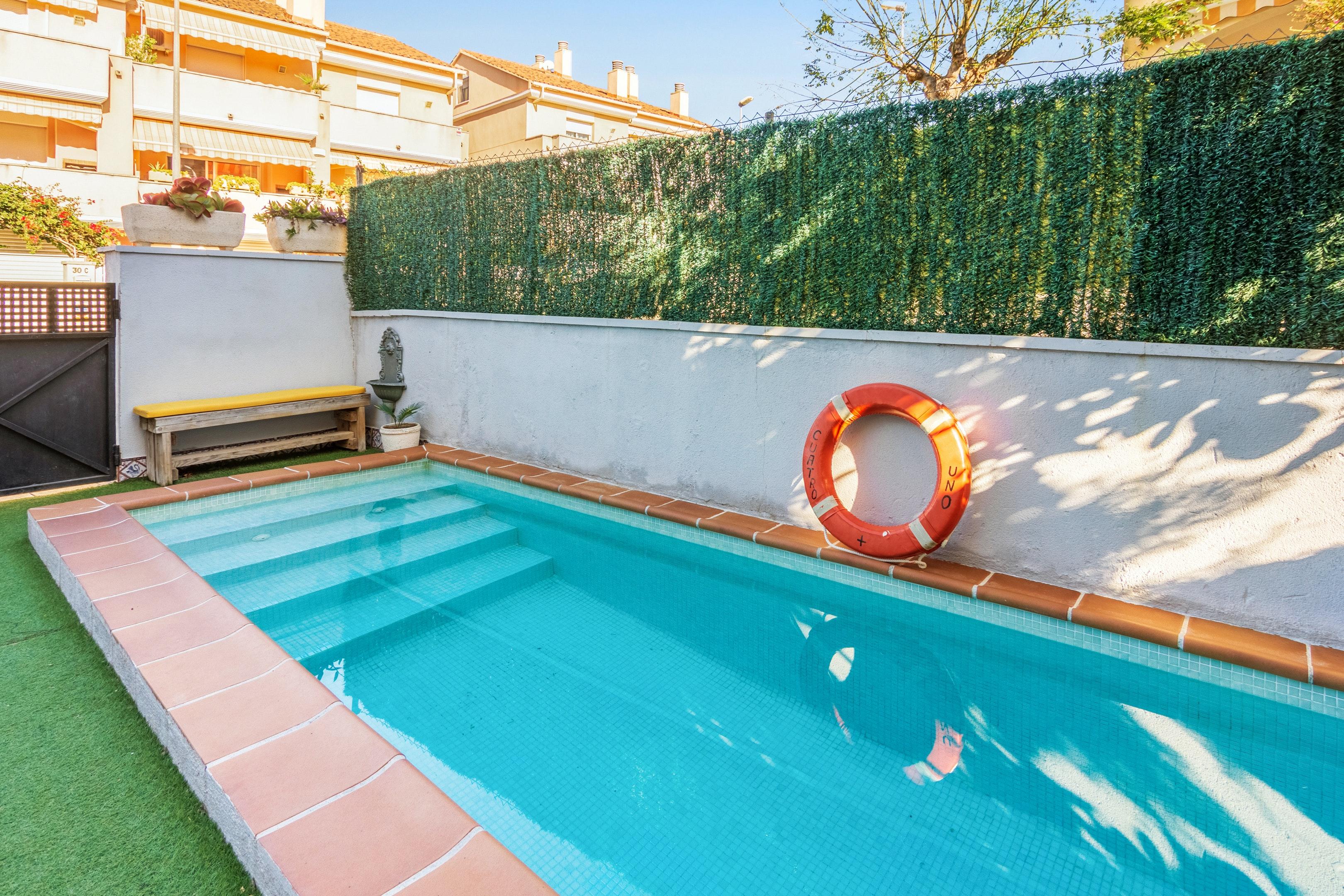 Holiday house Haus mit 4 Schlafzimmern in Torredembarra mit privatem Pool, möblierter Terrasse und W-LAN (2714475), Torredembarra, Costa Dorada, Catalonia, Spain, picture 1
