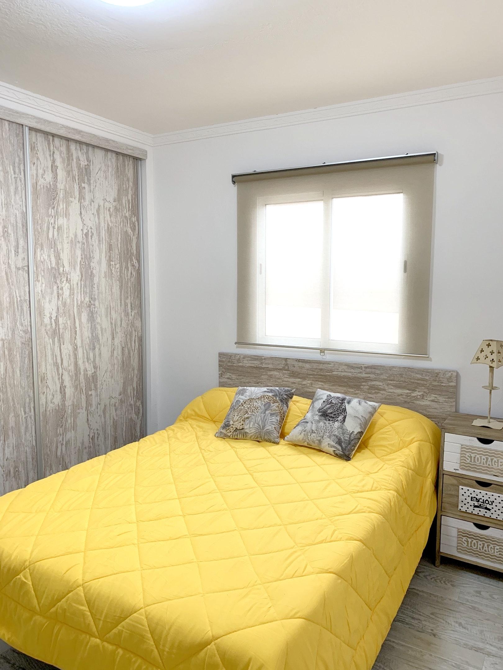 Appartement de vacances Wohnung mit 2 Schlafzimmern in Los Cristianos mit toller Aussicht auf die Berge, eingezäun (2202481), Los Cristianos, Ténérife, Iles Canaries, Espagne, image 5