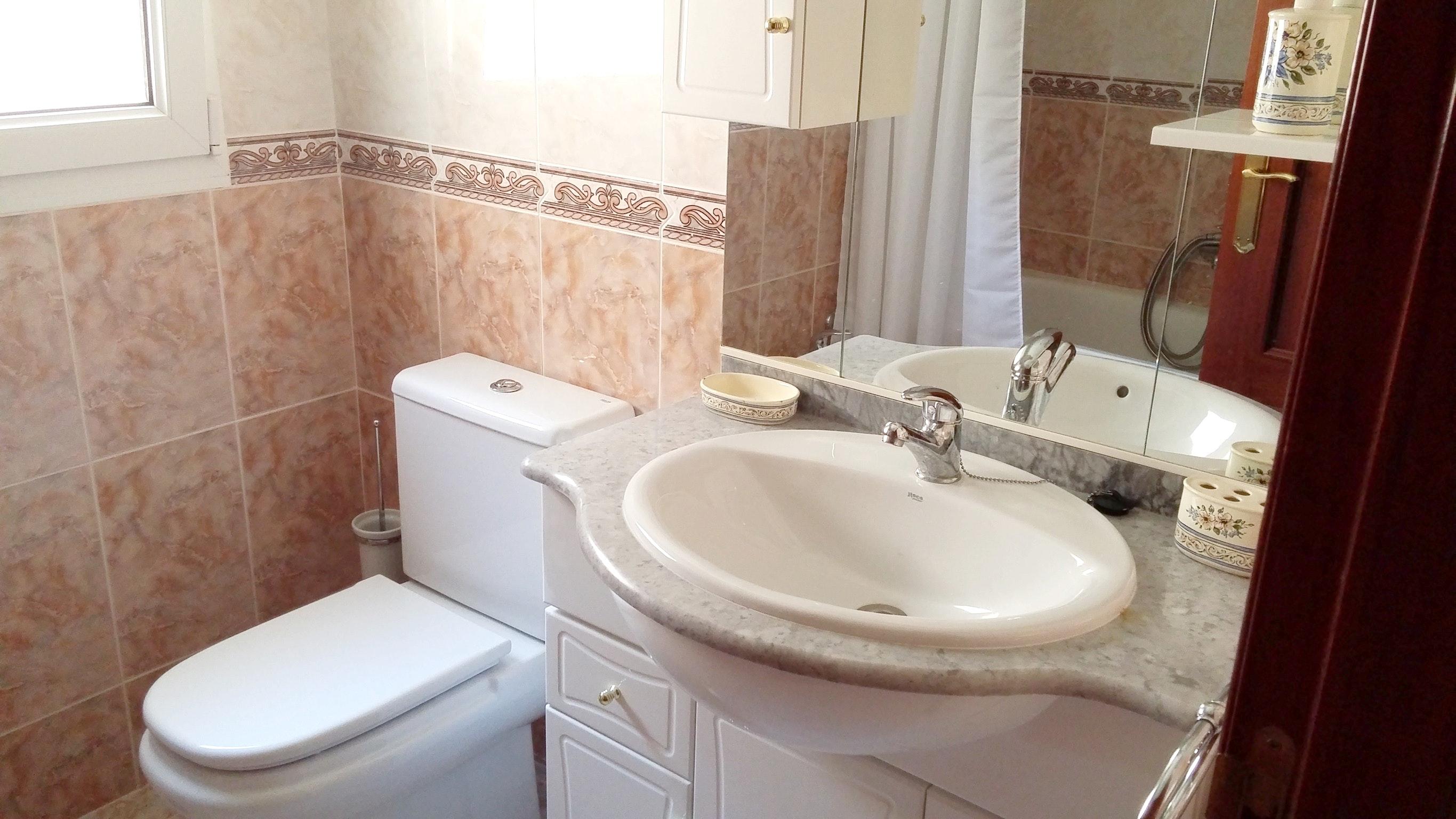 Ferienwohnung Wohnung mit 4 Schlafzimmern in Aldea Real mit Terrasse (2202151), Aldea Real, Segovia, Kastilien-León, Spanien, Bild 10