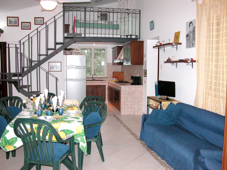 Maison de vacances Haus mit 3 Schlafzimmern in Menfi mit herrlichem Meerblick und eingezäuntem Garten - 1 km  (2707873), Menfi, Agrigento, Sicile, Italie, image 2