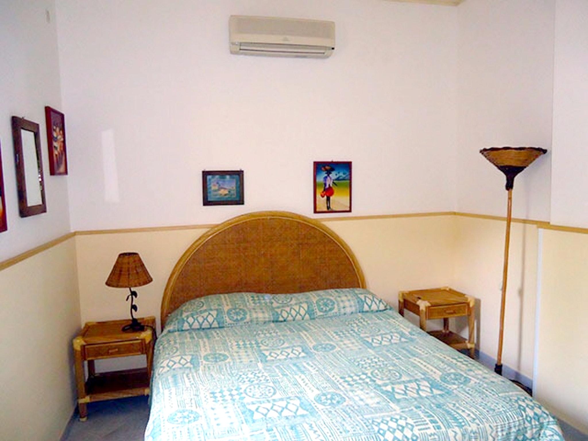 Appartement de vacances Wohnung mit 2 Schlafzimmern in Lipari mit möblierter Terrasse - 20 m vom Strand entfernt (2202323), Lipari, Lipari, Sicile, Italie, image 8