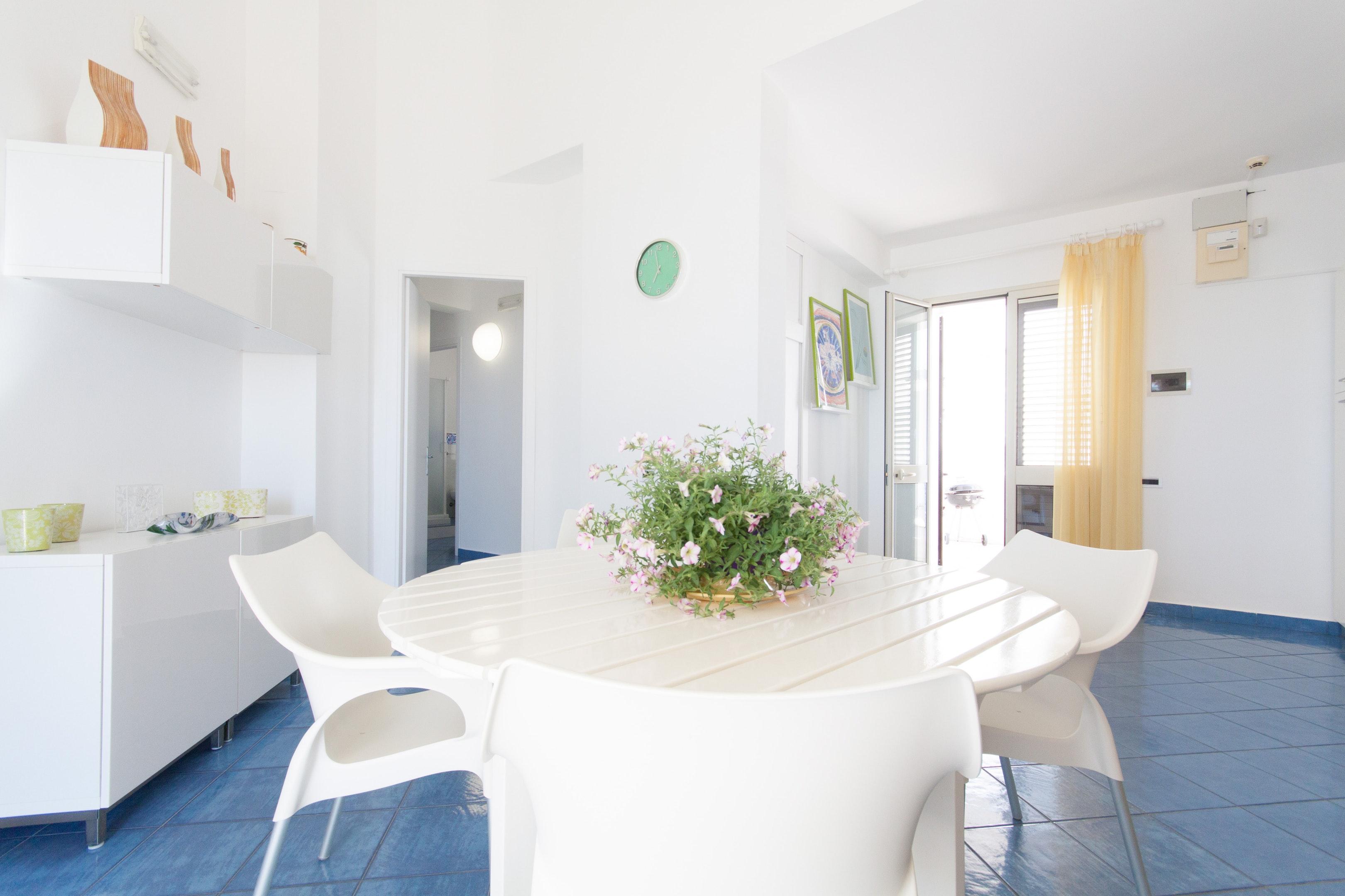 Holiday apartment Wohnung mit 3 Schlafzimmern in Piano di Trappeto mit herrlichem Meerblick, möblierter Terr (2271436), Balestrate, Palermo, Sicily, Italy, picture 12