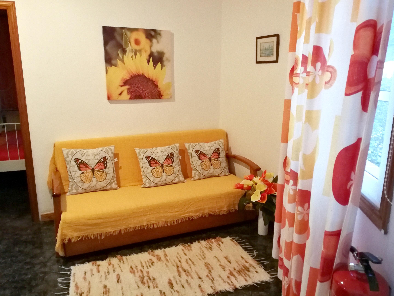 Holiday apartment Wohnung mit einem Schlafzimmer in Frontera mit herrlichem Meerblick und Terrasse - 3 km vo (2691595), Tigaday, El Hierro, Canary Islands, Spain, picture 11