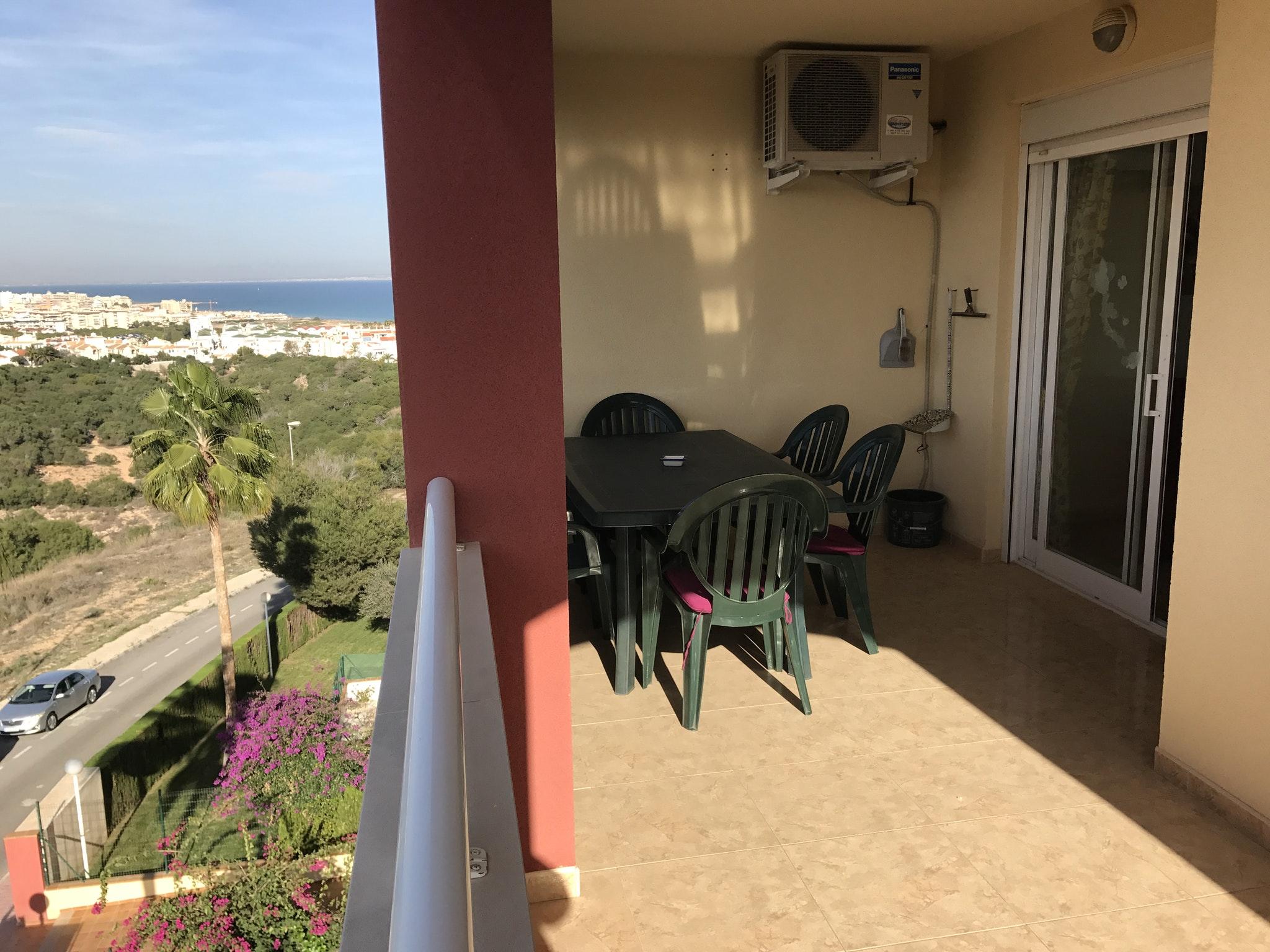 Ferienwohnung Wohnung mit 2 Schlafzimmern in Torrevieja mit Pool und möblierter Terrasse - 400 m vom Str (2342556), Torrevieja, Costa Blanca, Valencia, Spanien, Bild 12