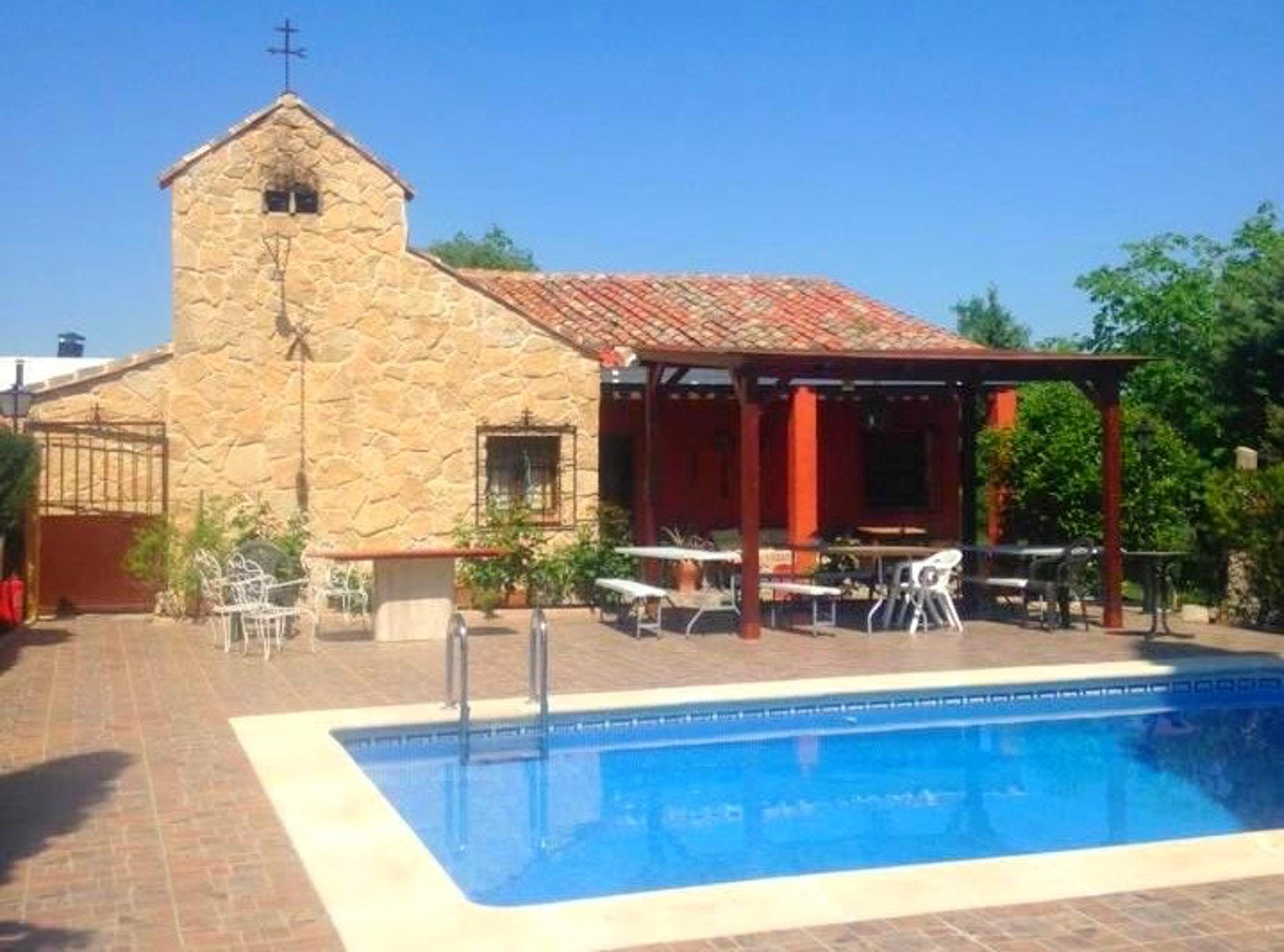 Ferienhaus Haus mit 7 Schlafzimmern in Burguillos de Toledo mit privatem Pool und eingezäuntem Garten (2299203), Burguillos de Toledo, Toledo, Kastilien-La Mancha, Spanien, Bild 1