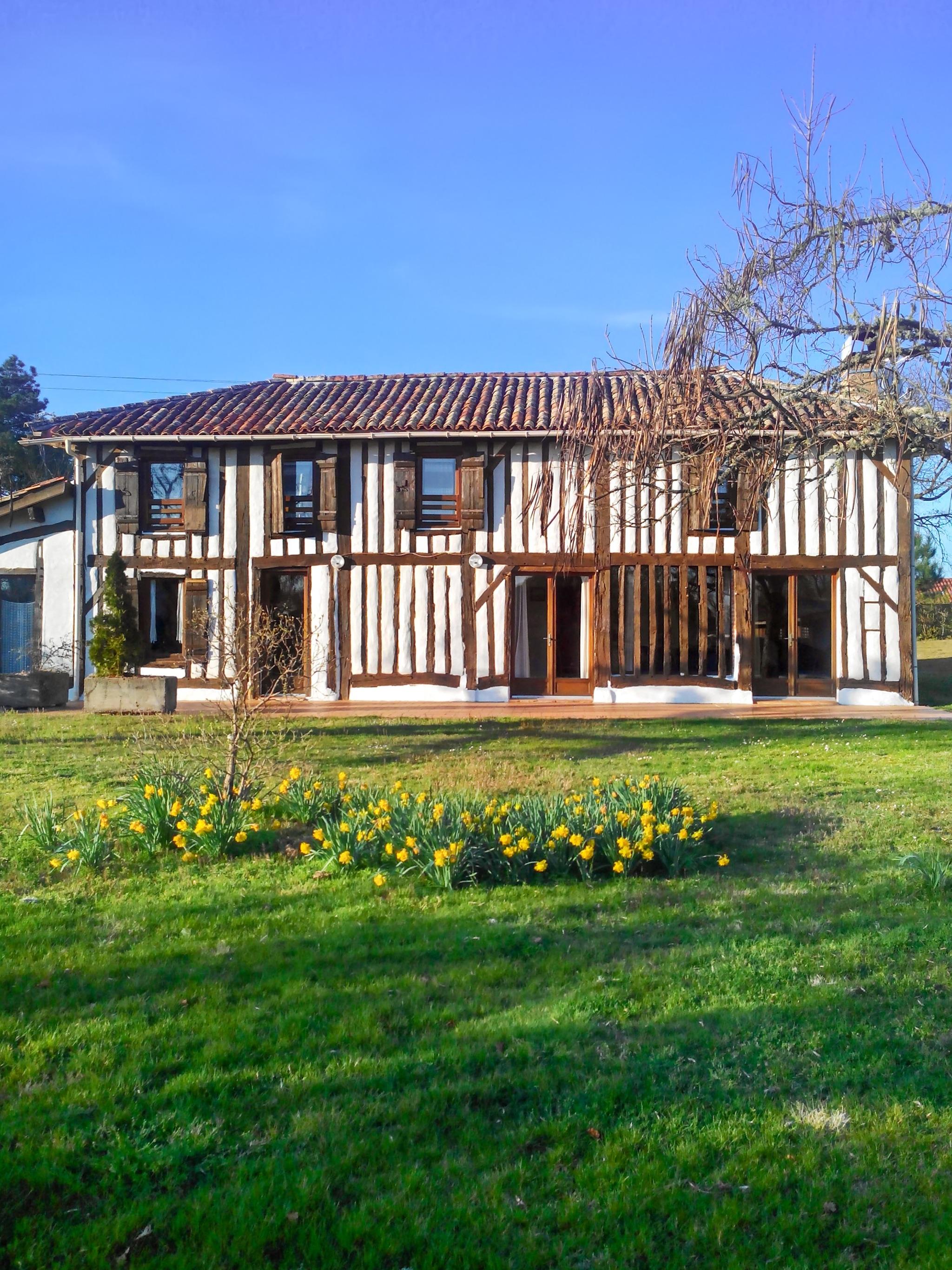 Ferienhaus Villa mit 4 Zimmern in Trensacq mit privatem Pool und möbliertem Garten - 45 km vom Strand (2202366), Trensacq, Landes, Aquitanien, Frankreich, Bild 29