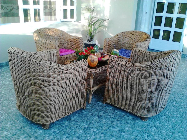 Villa mit 3 Schlafzimmern in Pointe aux Piments mi Villa in Afrika
