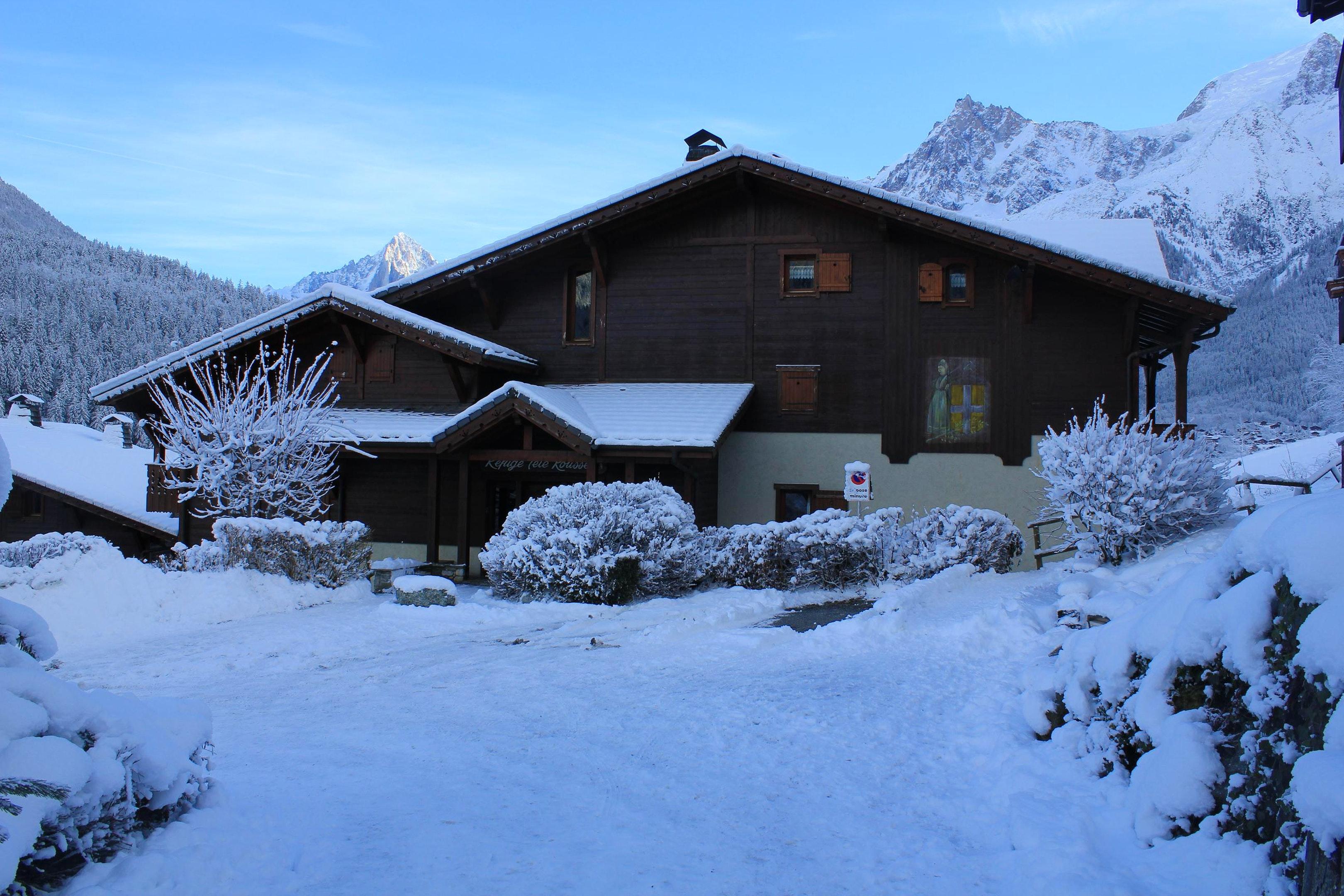 Ferienwohnung Wohnung mit einem Schlafzimmer in Les Houches mit toller Aussicht auf die Berge, Pool und  (2591443), Les Houches, Hochsavoyen, Rhône-Alpen, Frankreich, Bild 1