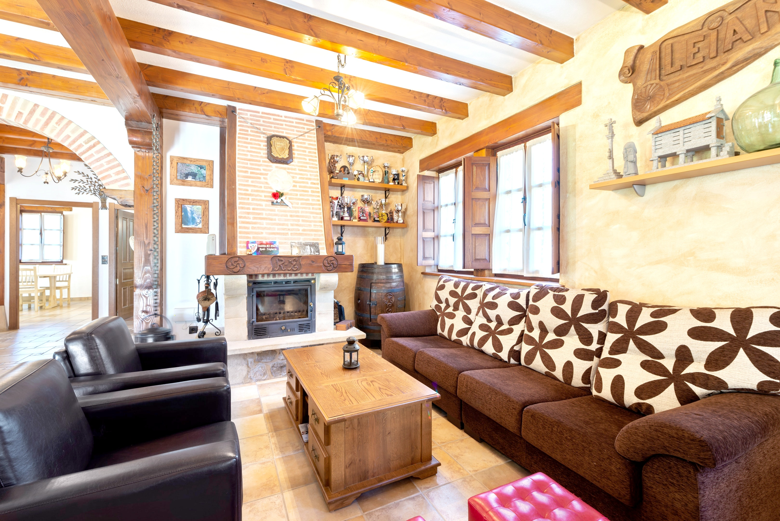 Ferienhaus Villa mit 6 Schlafzimmern in Bizkaia mit privatem Pool und möblierter Terrasse (2519370), Dima, Bizkaia, Baskenland, Spanien, Bild 2