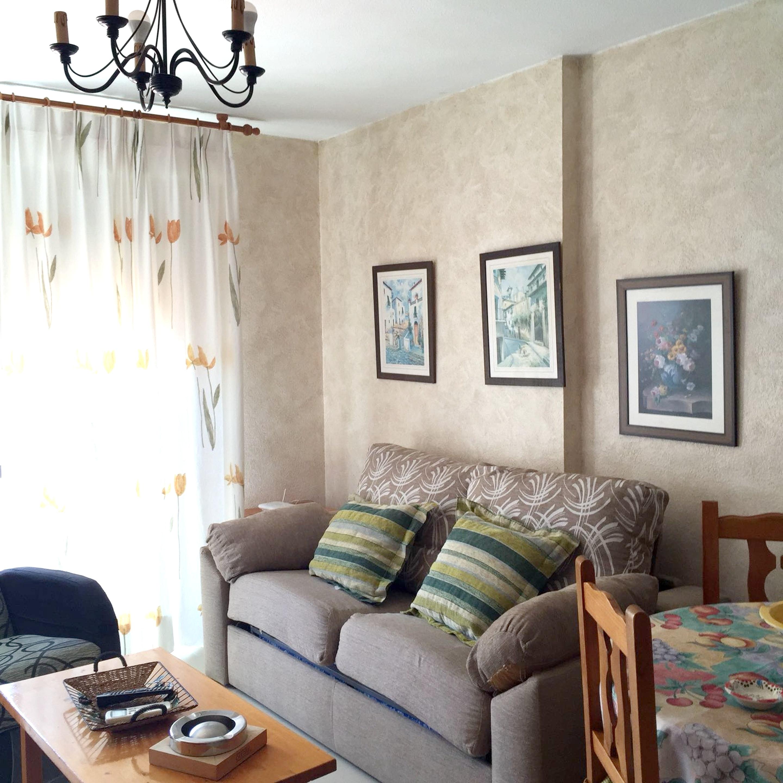 Wohnung mit einem Schlafzimmer in Roquetas de Mar  Ferienwohnung  Costa de Almeria