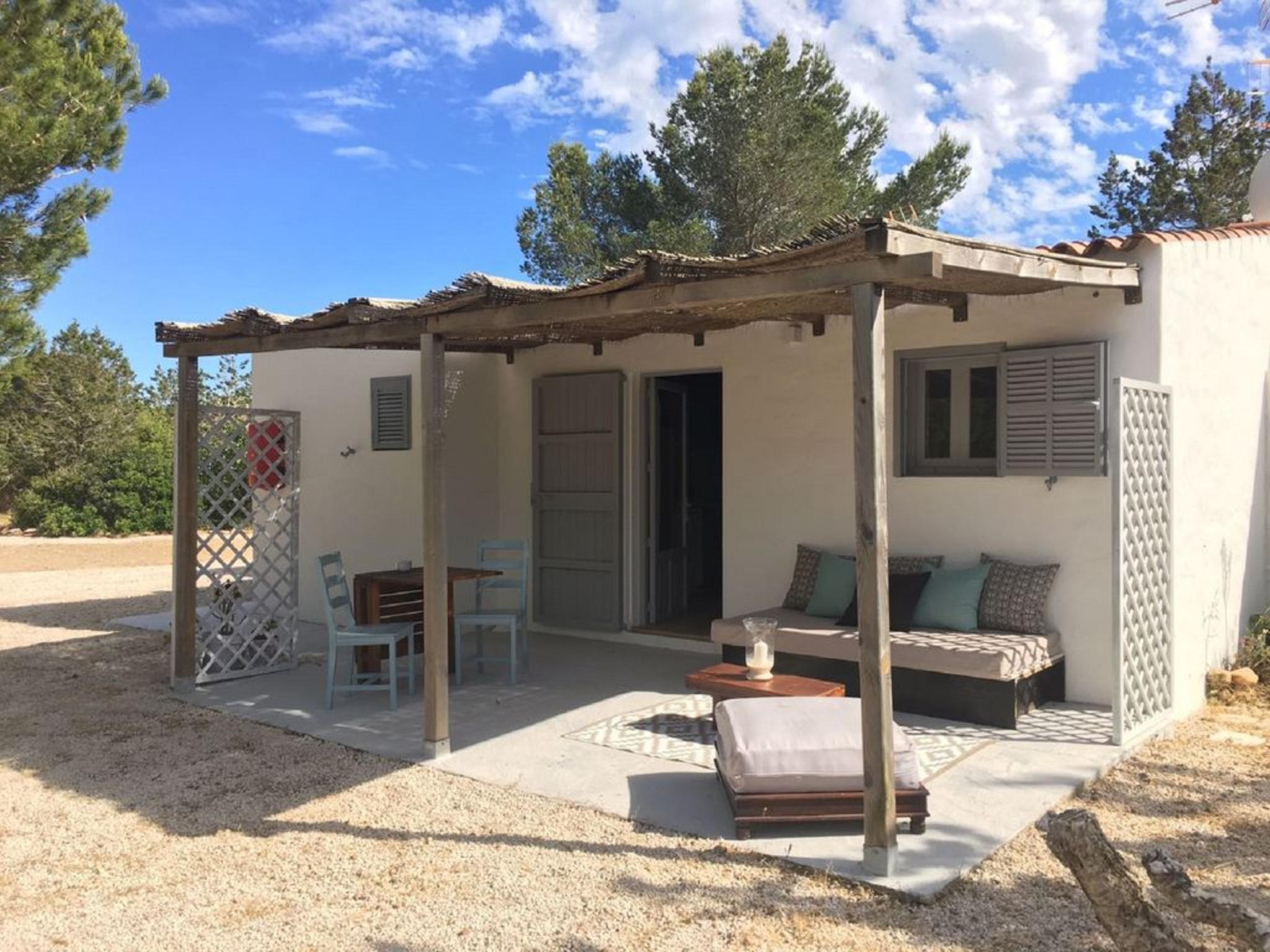 Maison de vacances Haus mit 3 Schlafzimmern in Formentera mit eingezäuntem Garten und W-LAN - 5 km vom Strand (2620580), San Francisco Javier, Formentera, Iles Baléares, Espagne, image 2