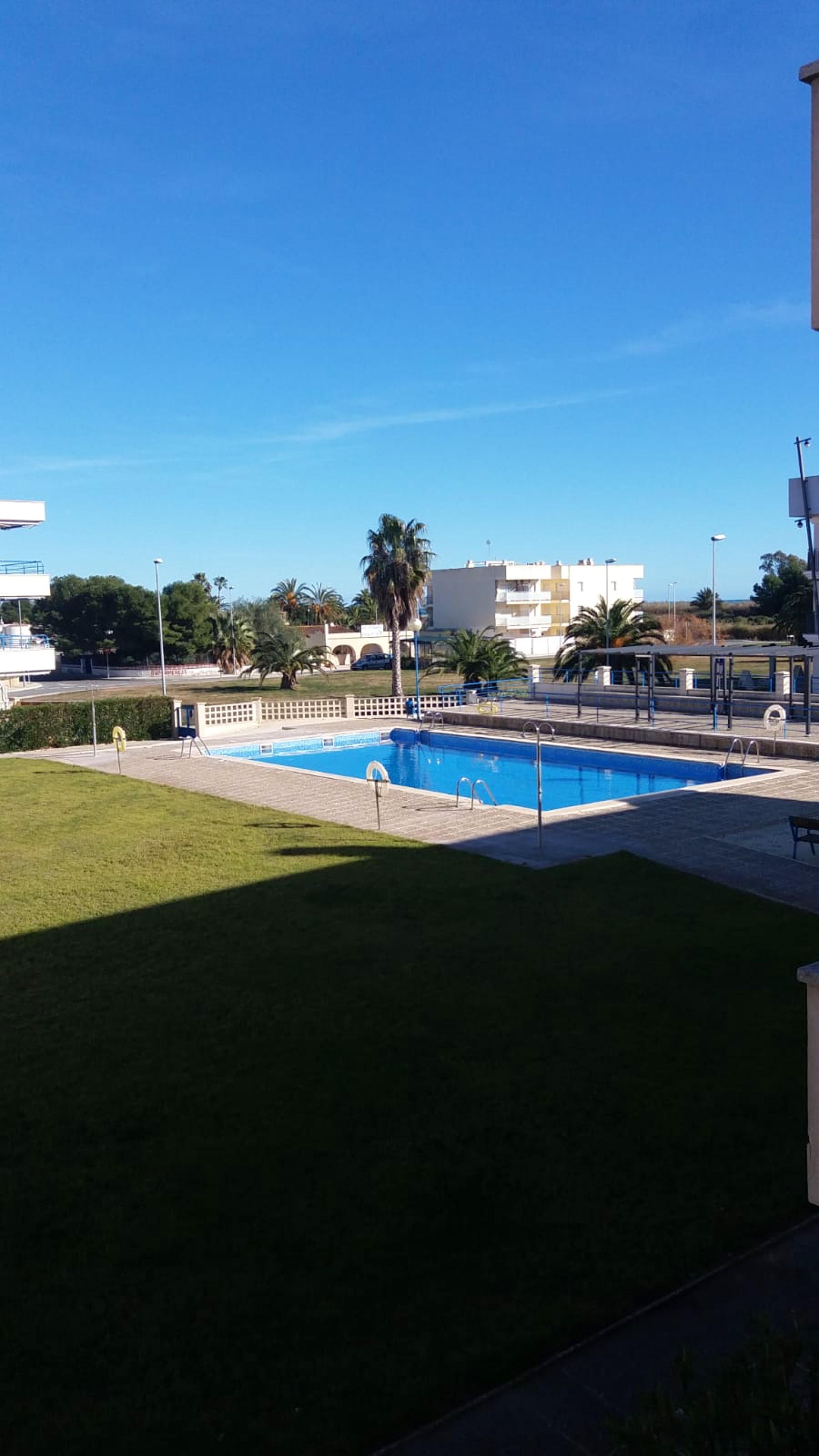 Ferienwohnung Wohnung mit einem Schlafzimmer in L'Eucaliptus mit herrlichem Meerblick, Pool und möbliert (2616465), L'Eucaliptus, Tarragona, Katalonien, Spanien, Bild 30