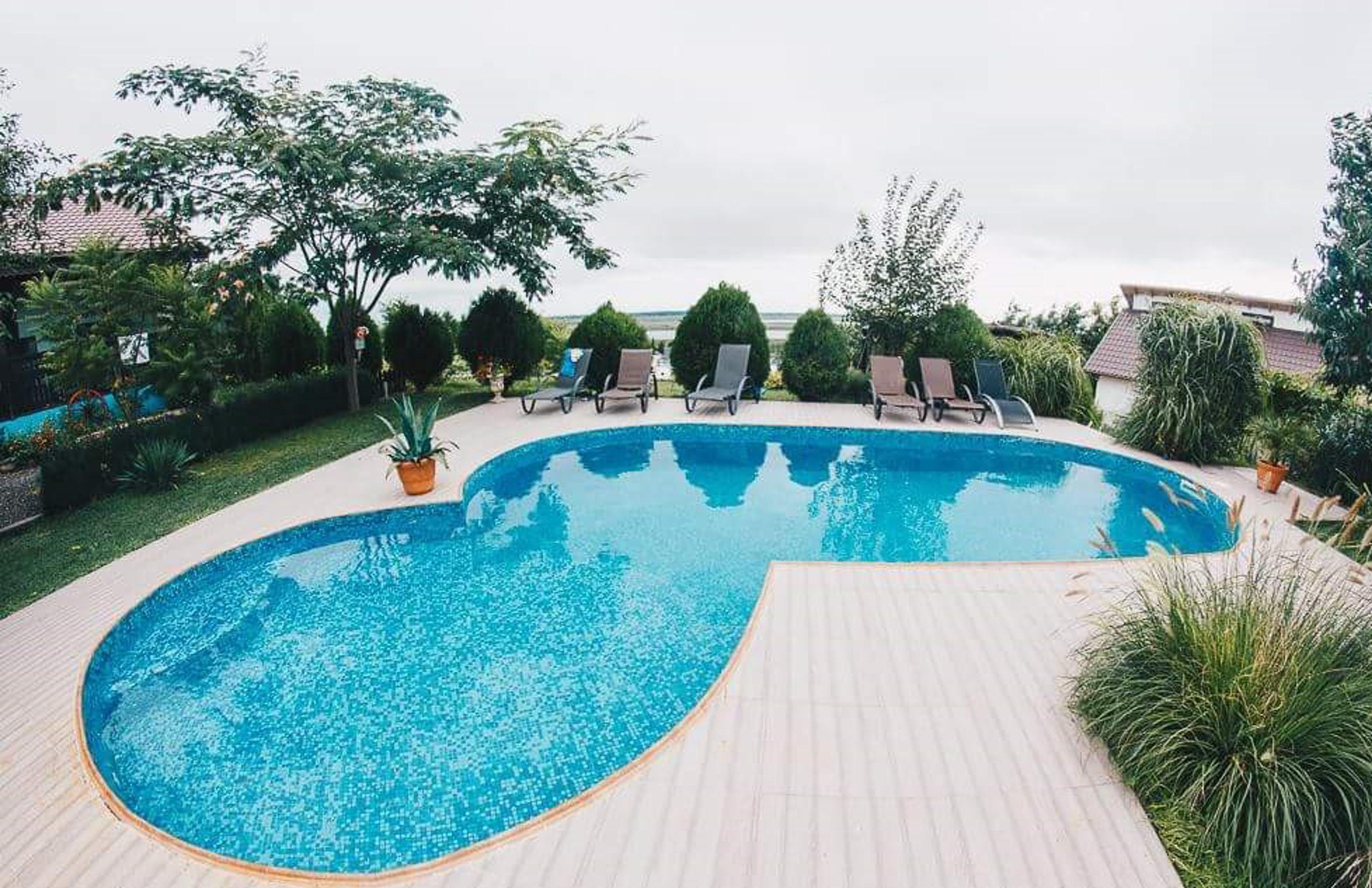 Haus mit 3 Schlafzimmern in Somova mit Pool, m&oum Ferienhaus in Rumänien