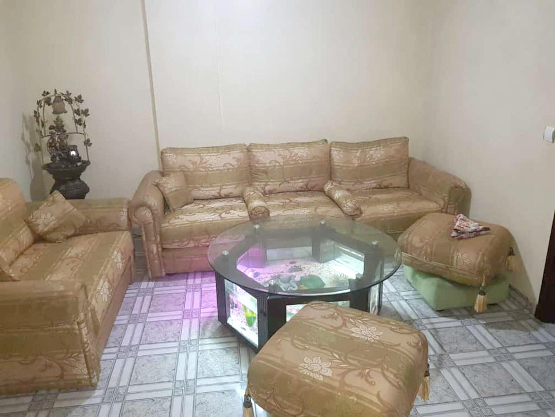 Wohnung mit 2 Schlafzimmern in Casablanca mit herr Ferienwohnung in Afrika