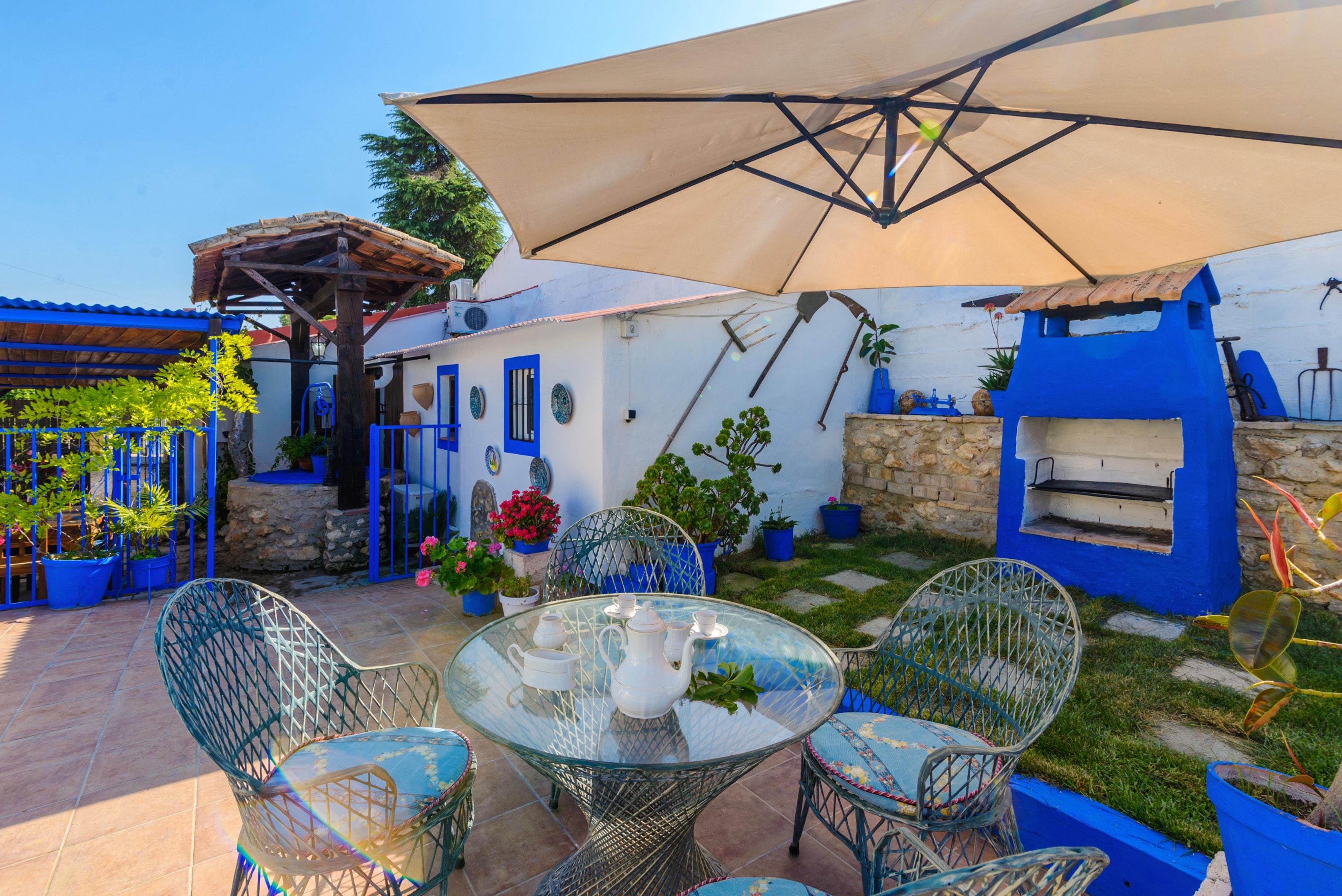 Ferienhaus Villa mit 3 Schlafzimmern in Peñaflor mit privatem Pool, eingezäuntem Garten und W-LAN (2208249), Peñaflor, Sevilla, Andalusien, Spanien, Bild 39