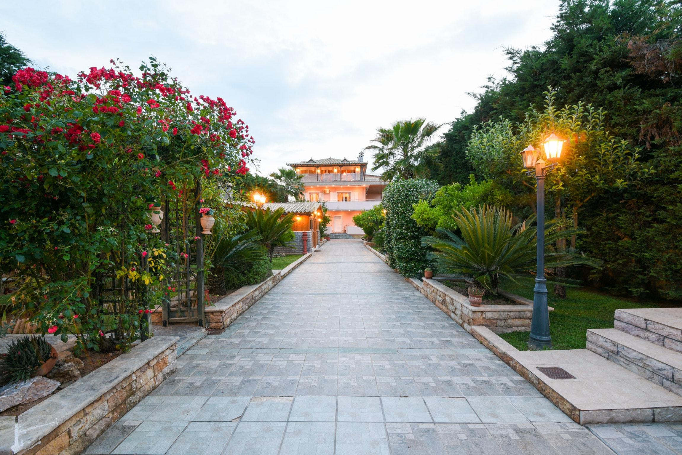 Holiday house Villa mit 5 Schlafzimmern in Kitsi mit privatem Pool, eingezäuntem Garten und W-LAN (2339398), Koropion, , Attica, Greece, picture 46