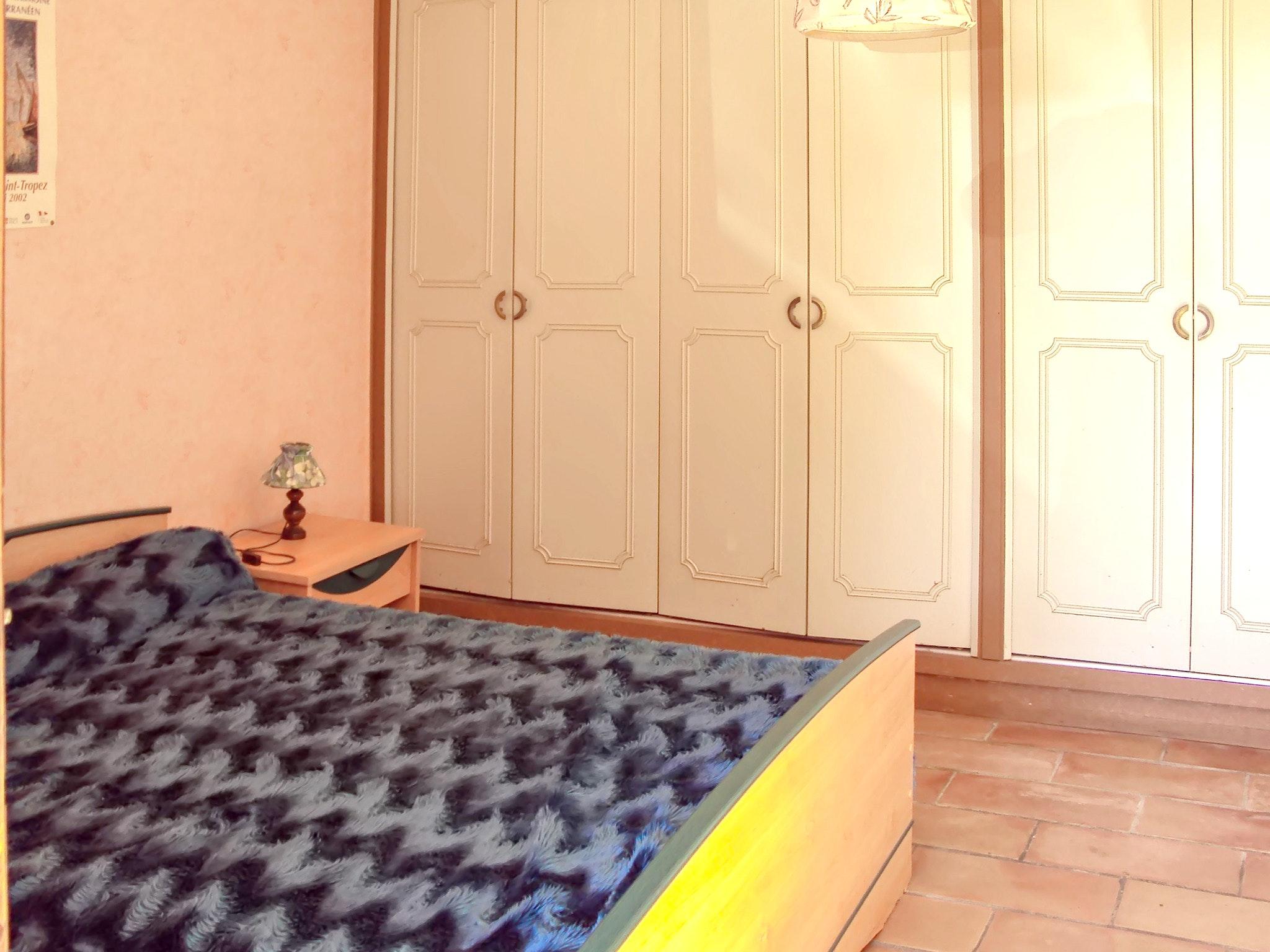 Holiday apartment Wohnung an der Côte d'Azur mit Terrasse, 900 m vom Strand und dem Zentrum entfernt (2202310), Cavalaire sur Mer, Côte d'Azur, Provence - Alps - Côte d'Azur, France, picture 10
