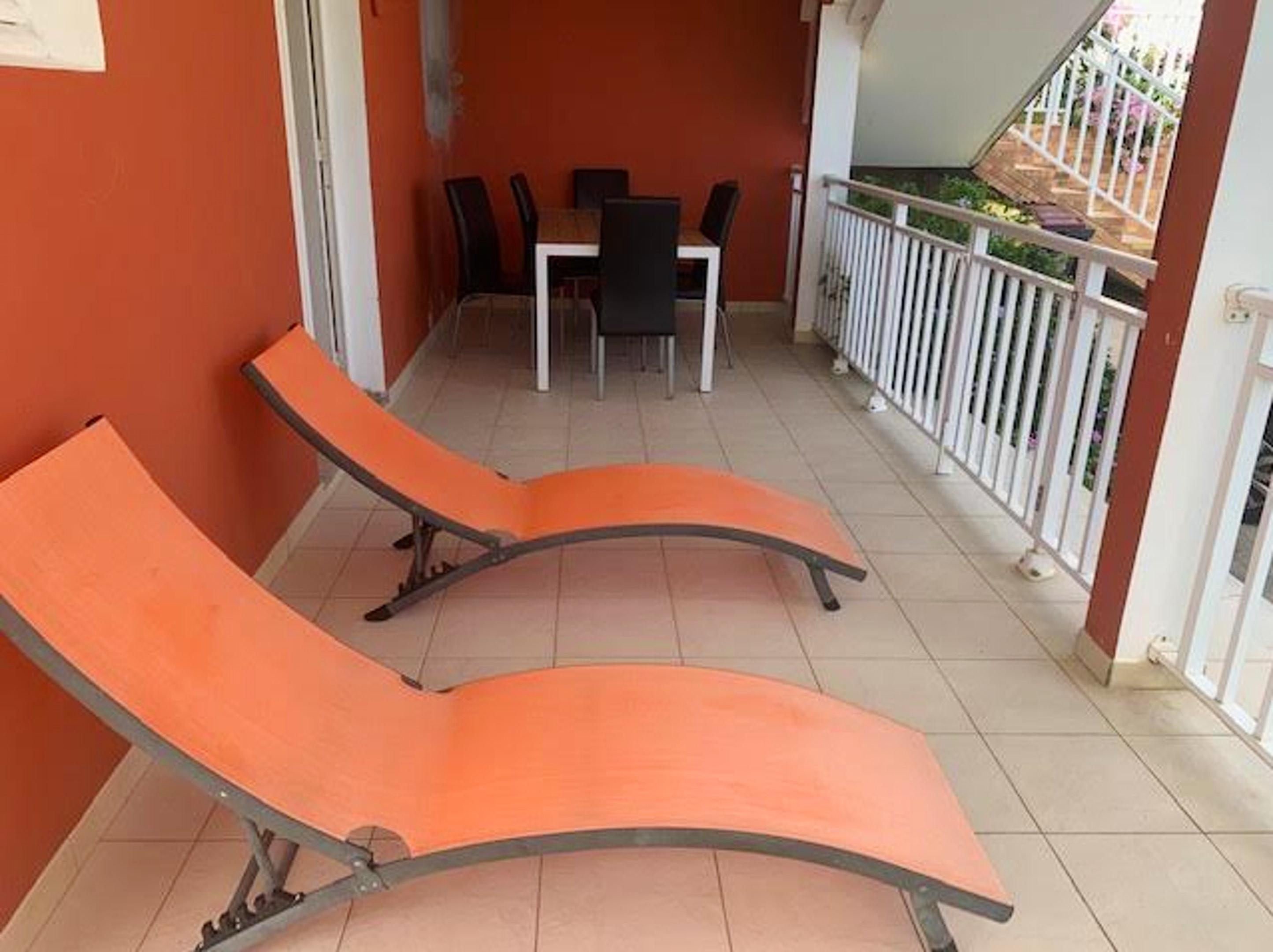 Ferienwohnung Wohnung mit 2 Schlafzimmern in Le Marin mit herrlichem Meerblick, eingezäuntem Garten und  (2732957), Le Marin, Le Marin, Martinique, Karibische Inseln, Bild 2