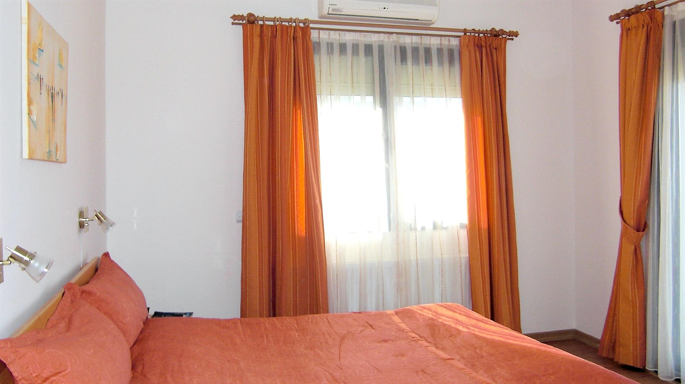 Maison de vacances Moderne türkische Villa mit zwei Pools, herrlicher Aussicht, WLAN und Zugang zu einem Priv (2202326), Turgutreis, , Région Egéenne, Turquie, image 18