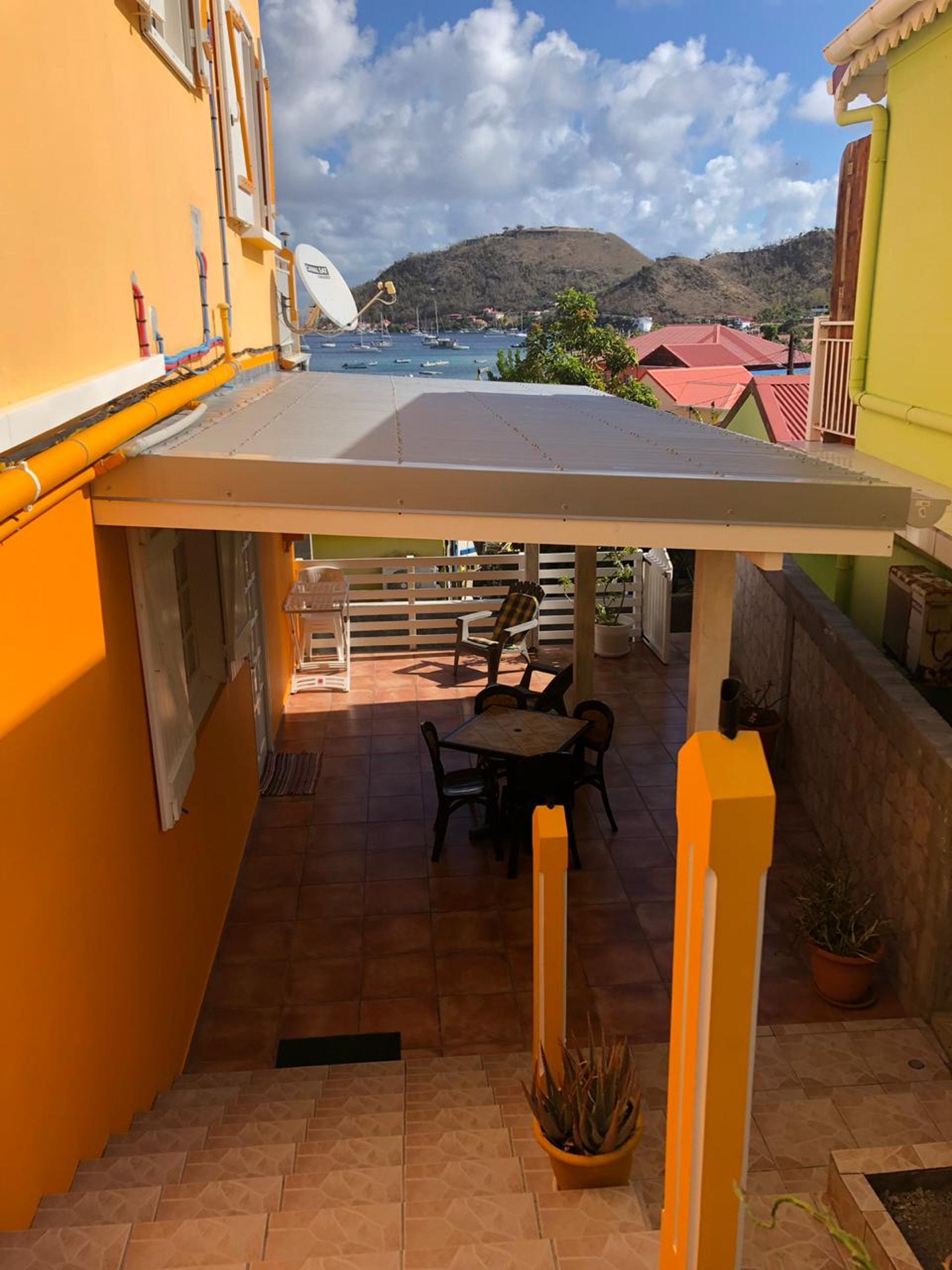 Haus mit 2 Schlafzimmern in Terre de haut mit herr Ferienhaus in Guadeloupe