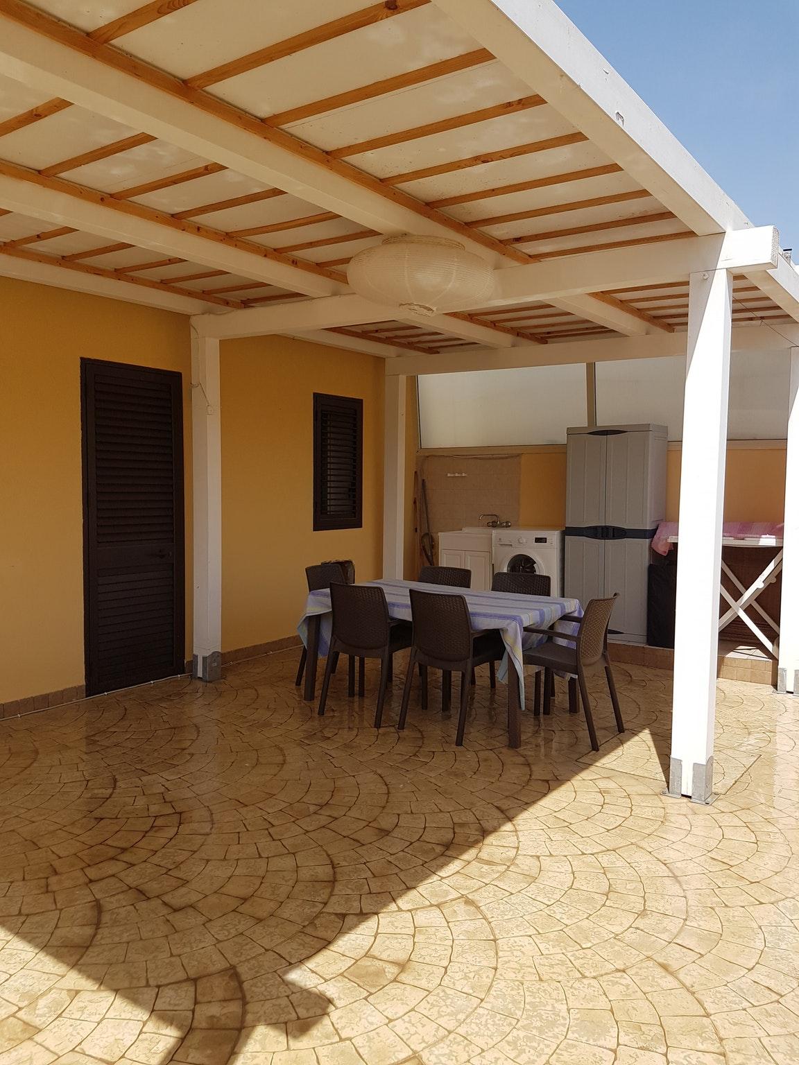 Maison de vacances Haus mit 2 Schlafzimmern in Lido di Noto mit möblierter Terrasse - 200 m vom Strand entfer (2420348), Lido di Noto, Siracusa, Sicile, Italie, image 1