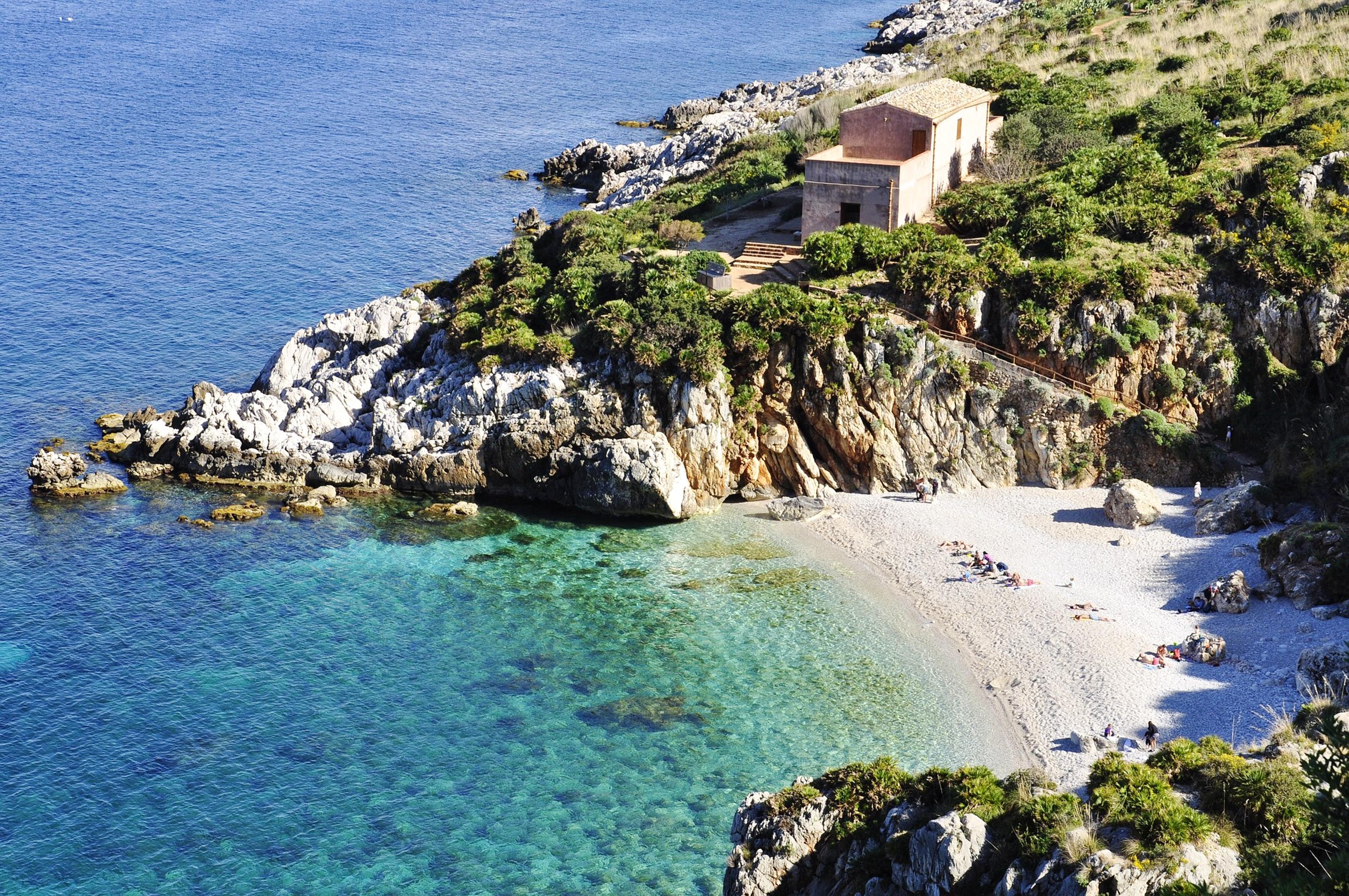 Ferienwohnung Wohnung mit 3 Schlafzimmern in Alcamo mit herrlichem Meerblick, eingezäuntem Garten und W- (2623785), Alcamo, Trapani, Sizilien, Italien, Bild 14