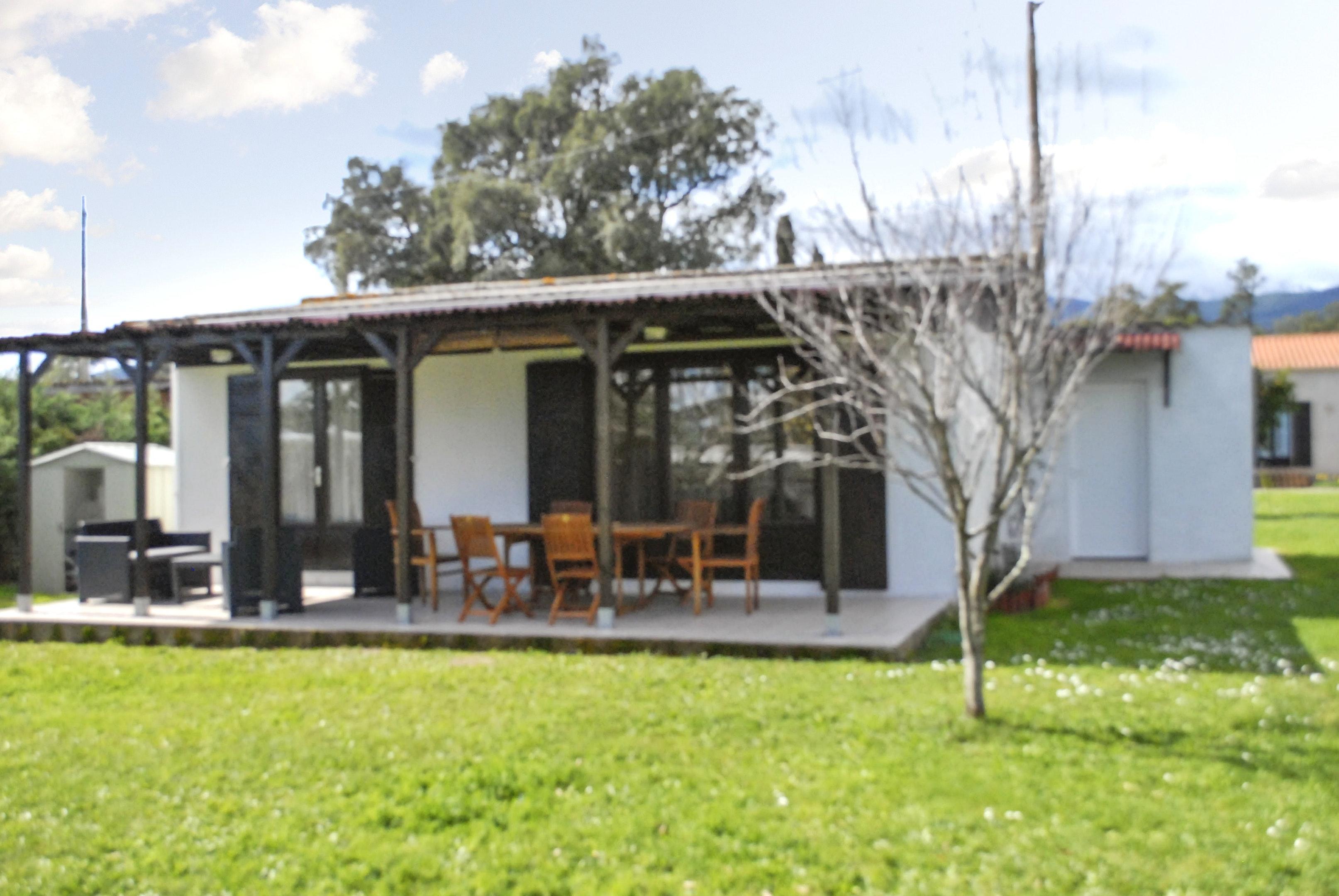 Come Recintare Un Giardino casa con 2 stanze a solaro, con splendida vista sulle