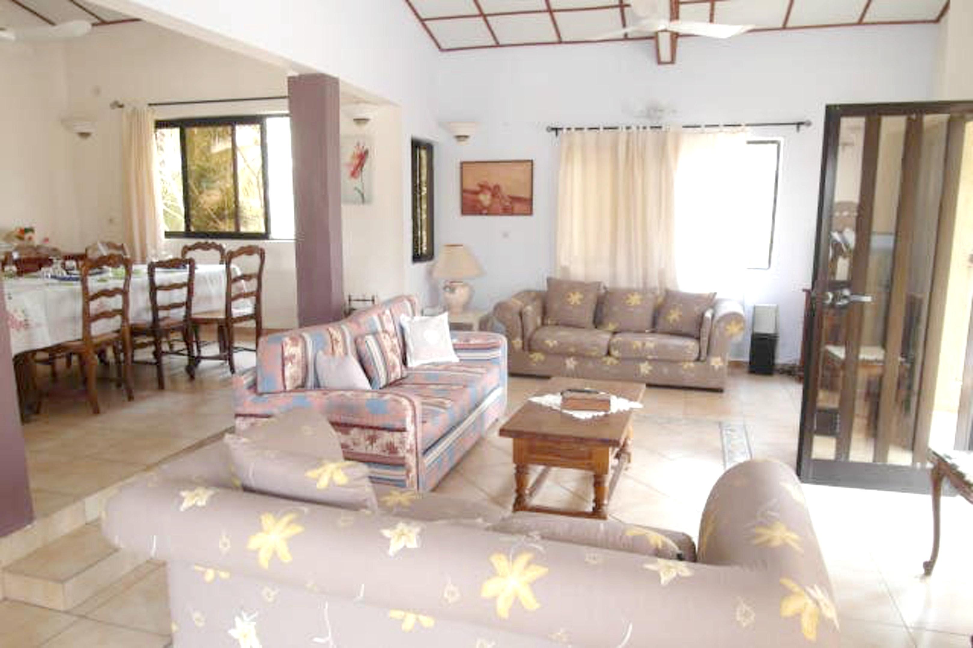 Haus mit 4 Schlafzimmern in Grand Popo mit herrlic Ferienhaus in Afrika