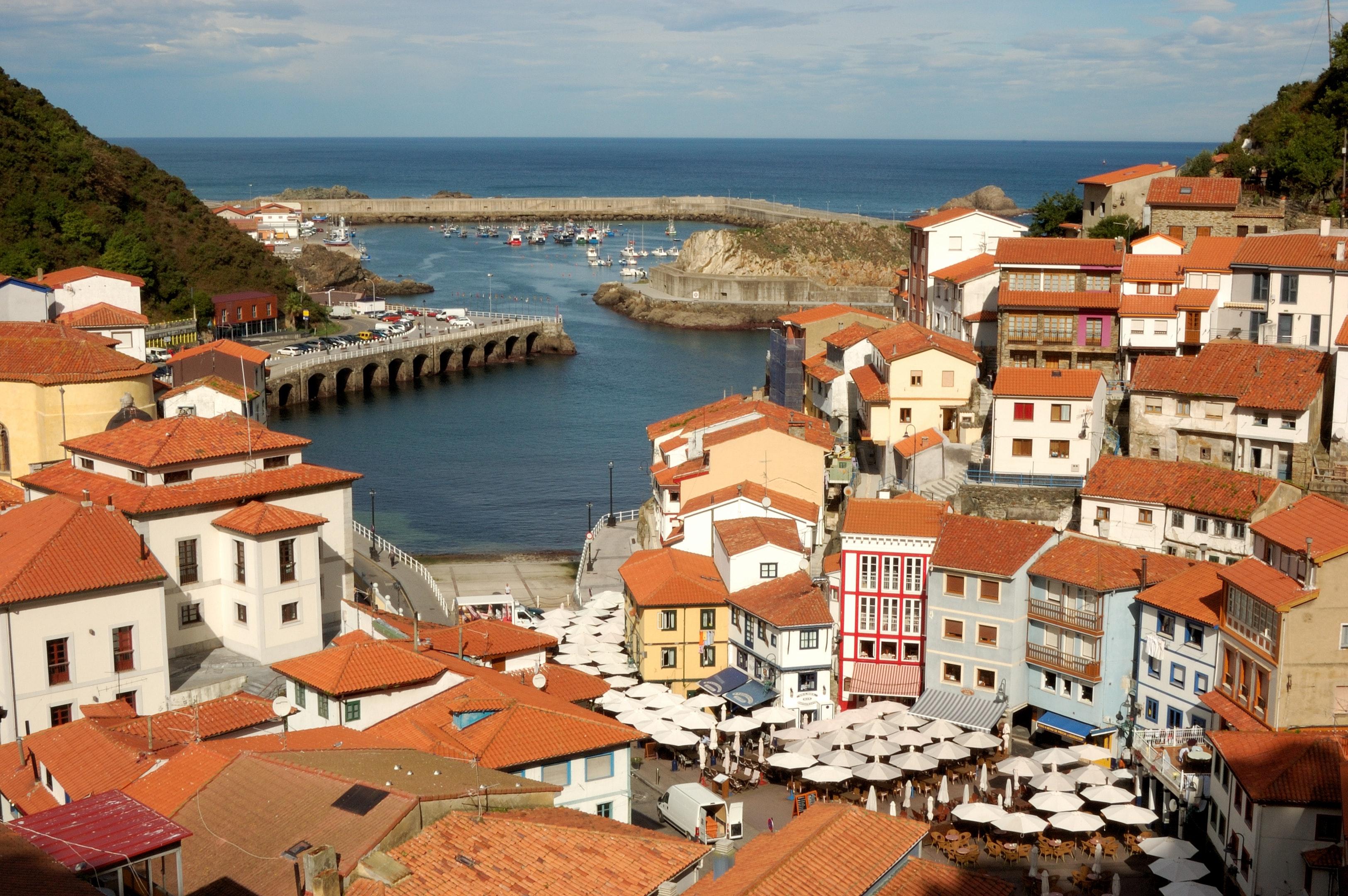 Ferienhaus Haus mit 3 Schlafzimmern in Albuerne mit eingezäuntem Garten - 6 km vom Strand entfernt (2208400), Albuerne, Costa Verde (ES), Asturien, Spanien, Bild 21