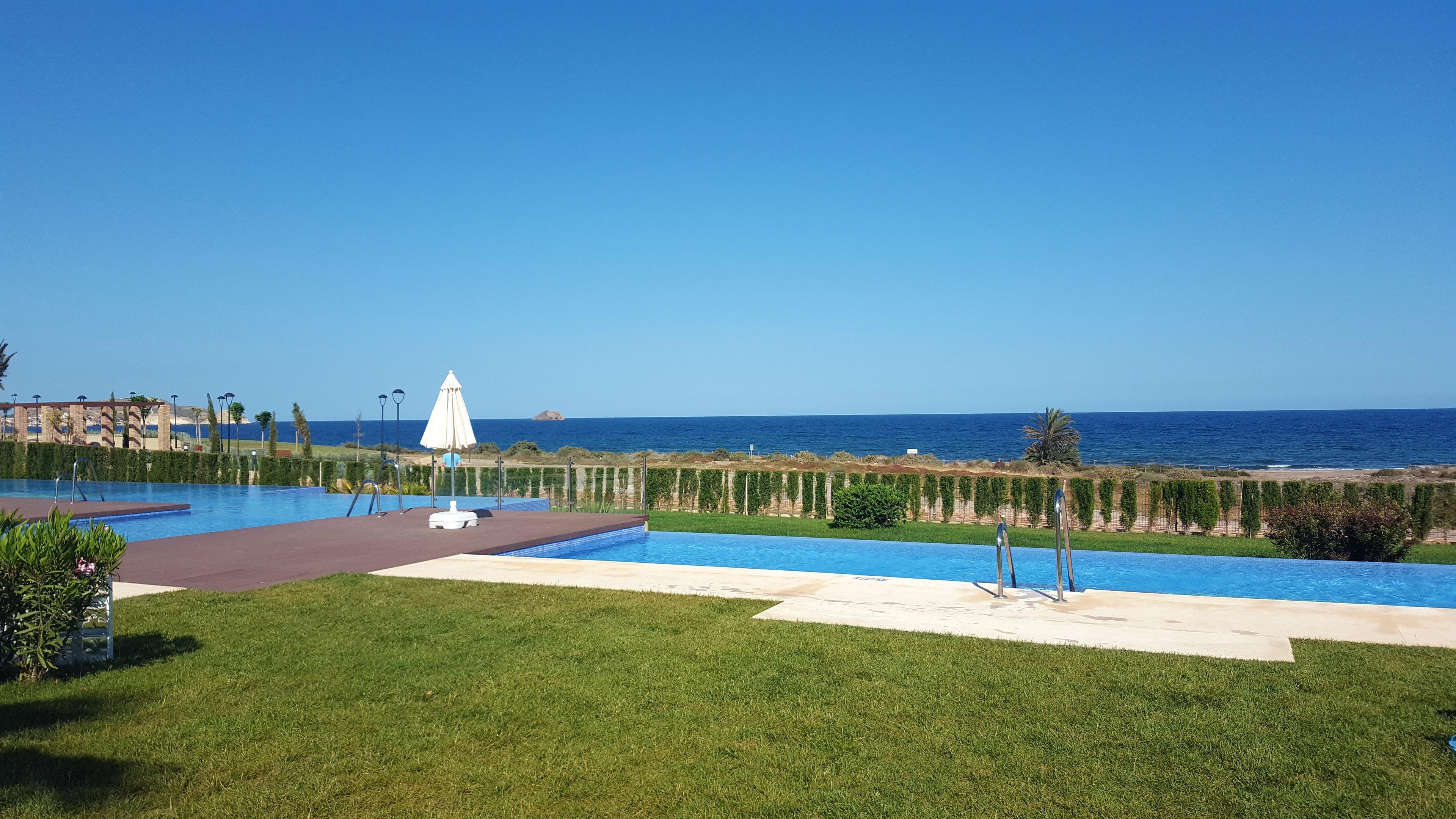 Ferienwohnung Wohnung mit 2 Schlafzimmern in San Juan de los Terreros mit herrlichem Meerblick, Pool, ei (2372661), San Juan de los Terreros, Costa de Almeria, Andalusien, Spanien, Bild 22