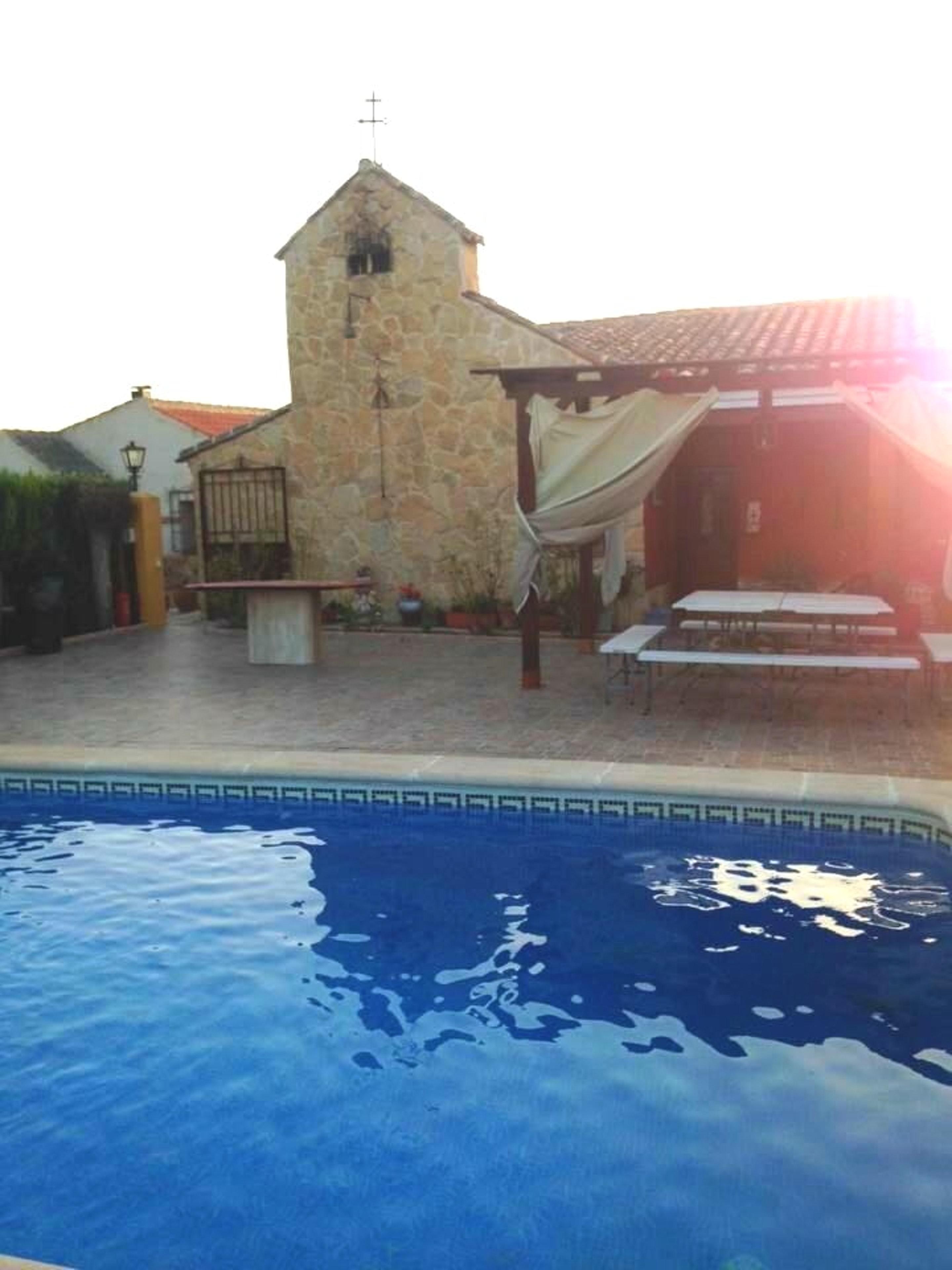 Ferienhaus Haus mit 7 Schlafzimmern in Burguillos de Toledo mit privatem Pool und eingezäuntem Garten (2299203), Burguillos de Toledo, Toledo, Kastilien-La Mancha, Spanien, Bild 12