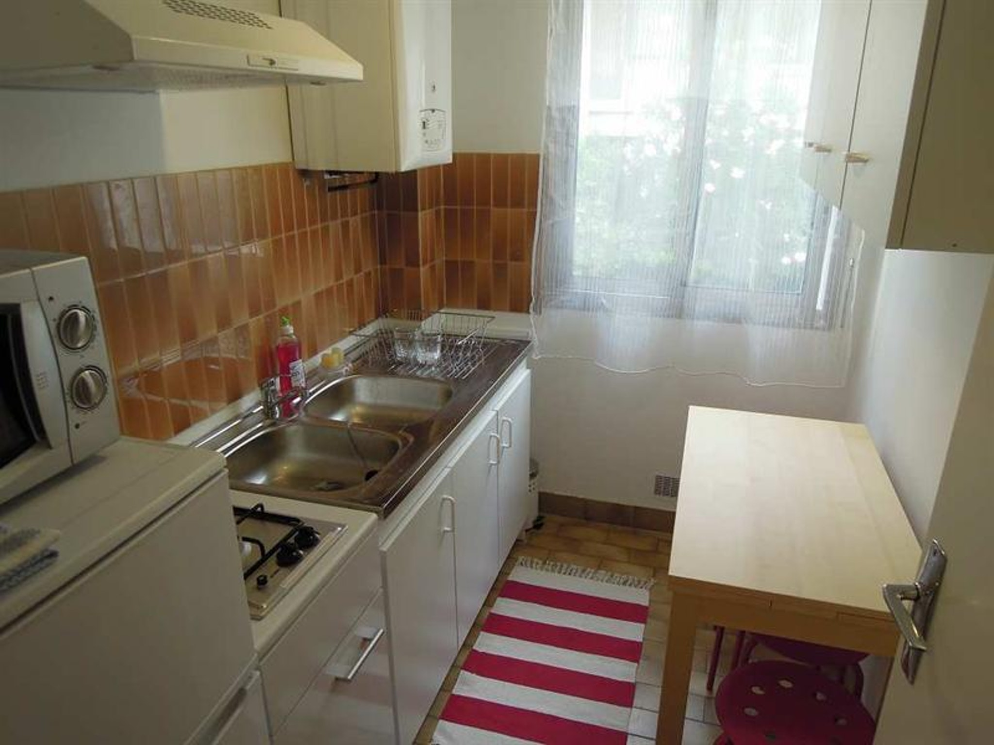 Appartement de vacances Wohnung mit einem Schlafzimmer in Montpellier mit eingezäuntem Garten und W-LAN - 10 km vo (2561865), Montpellier, Côte méditerranéenne Hérault, Languedoc-Roussillon, France, image 8