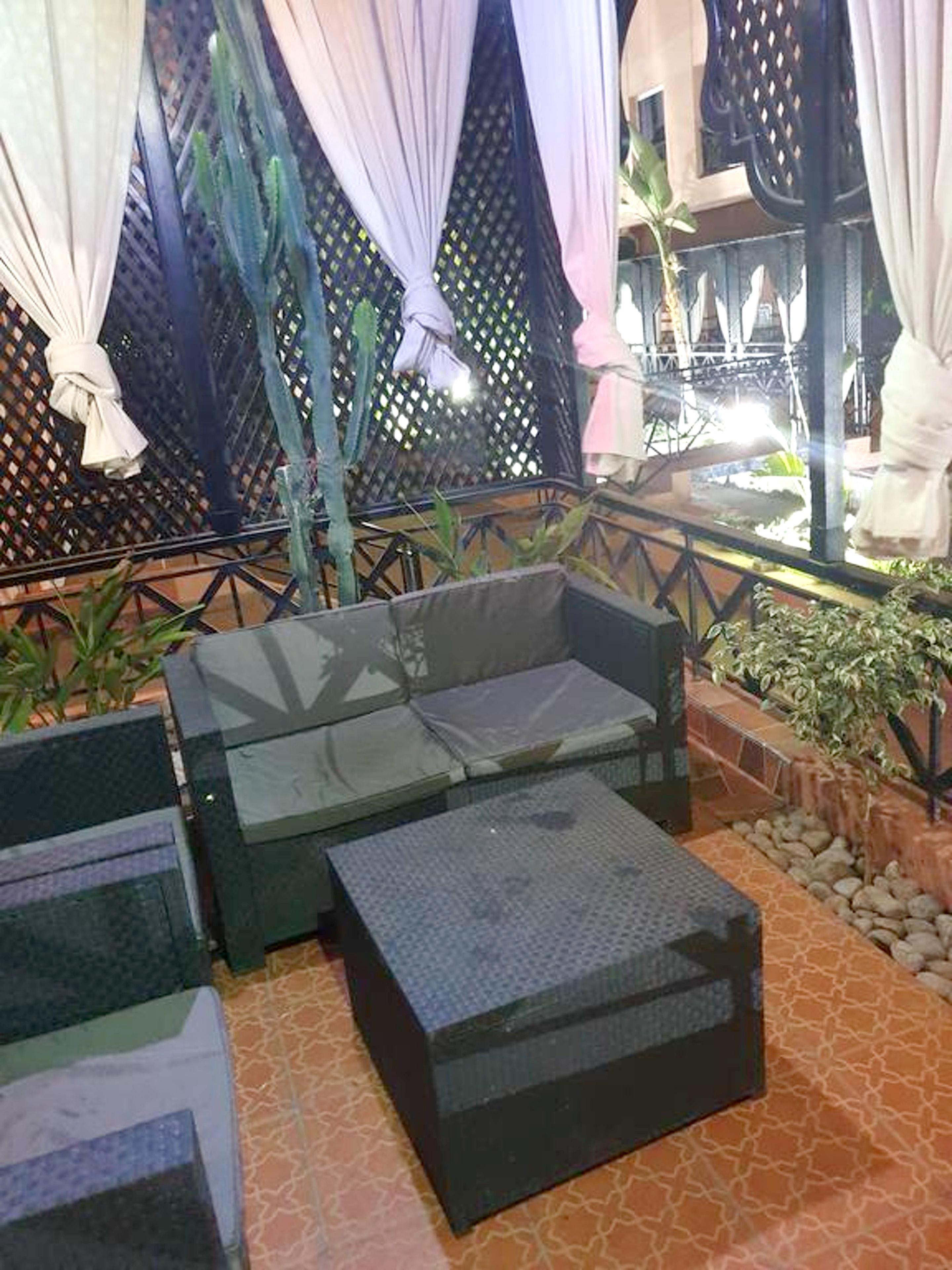 Wohnung mit 2 Schlafzimmern in Marrakech mit Pool, Ferienwohnung in Afrika