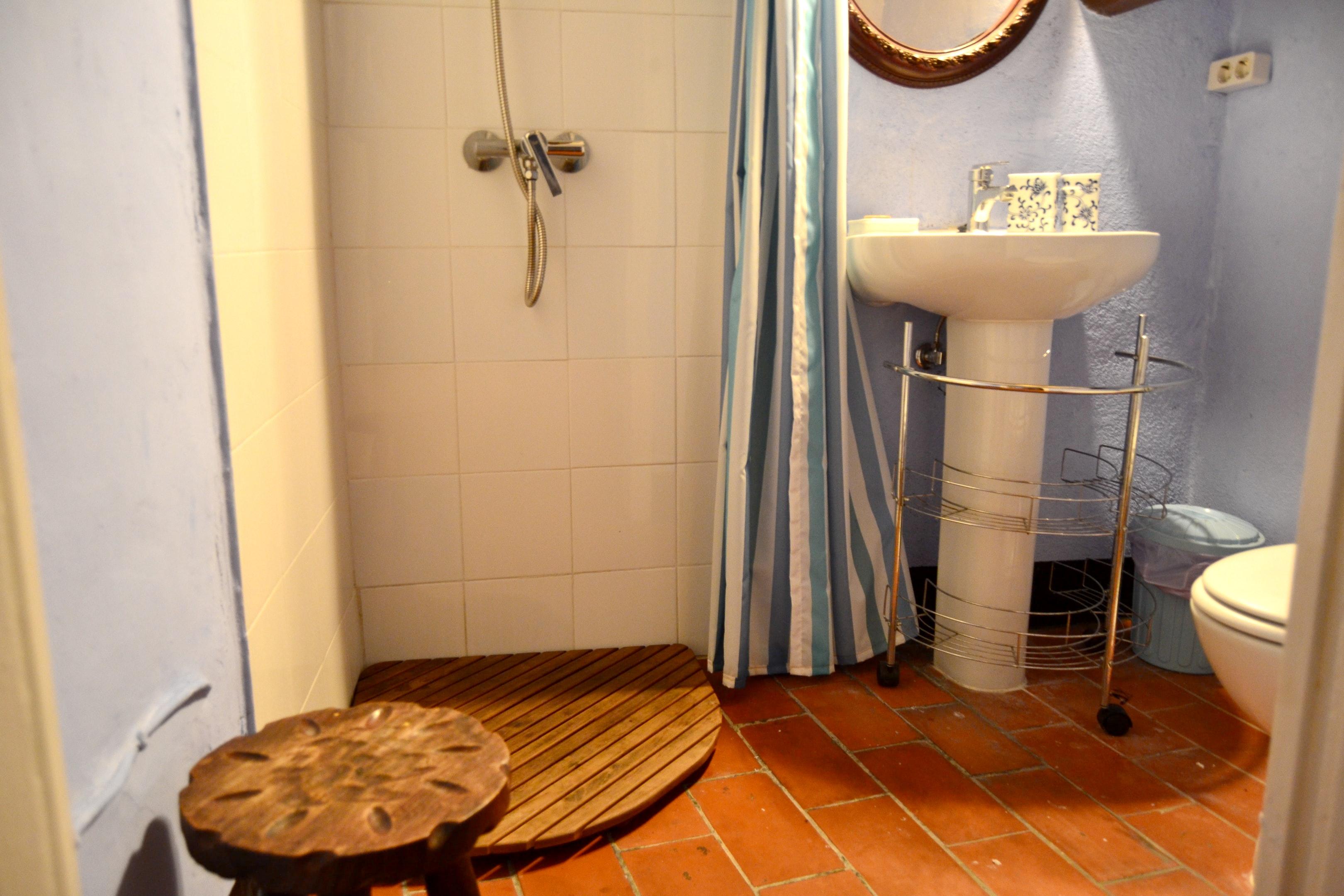 Ferienhaus Haus mit 4 Schlafzimmern in Sant Pere Sacarrera mit toller Aussicht auf die Berge, möblier (2217248), Sant Pere Sacarrera, Barcelona, Katalonien, Spanien, Bild 28