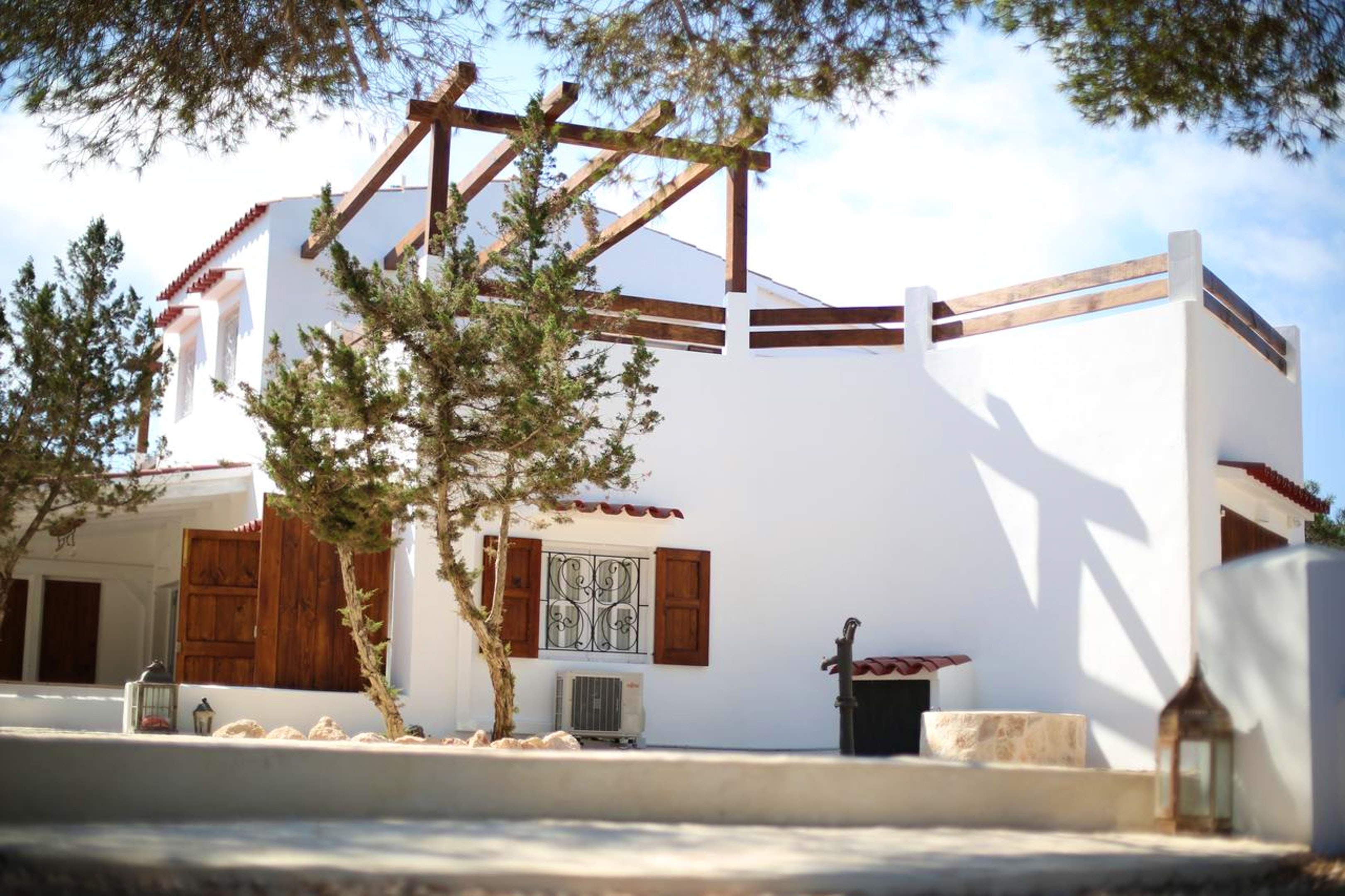 Maison de vacances Haus mit 4 Schlafzimmern in Sant Francesc Xavier mit Terrasse und W-LAN (2700592), San Francisco Javier, Formentera, Iles Baléares, Espagne, image 18