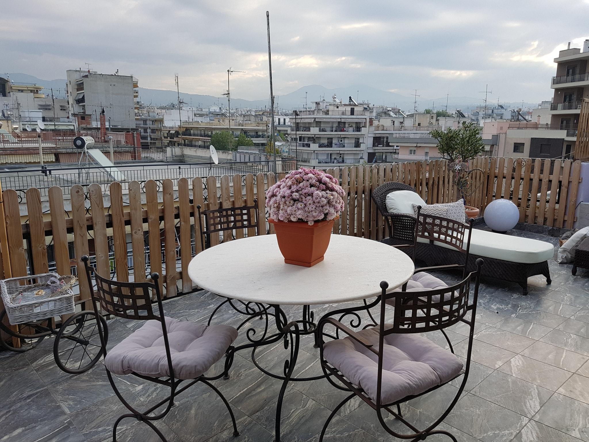 Wohnung Mit Einem Schlafzimmer In Thessaloniki Mit Schoner Aussicht