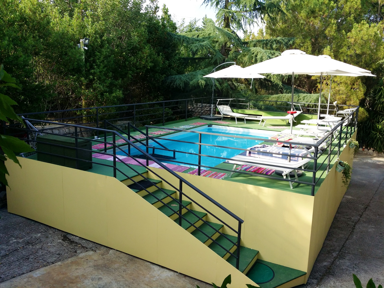 Appartement de vacances Studio in Modica mit Pool, möblierter Terrasse und W-LAN - 20 km vom Strand entfernt (2235007), Modica, Ragusa, Sicile, Italie, image 23