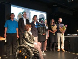 Dove wint Business Walk of Fame