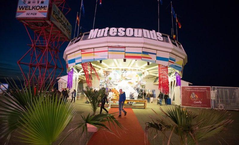 28 oktober Mutesound-festival