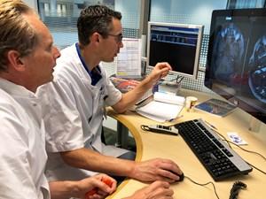 Beeldvorming met MRI verbetert diagnostiek Ménière