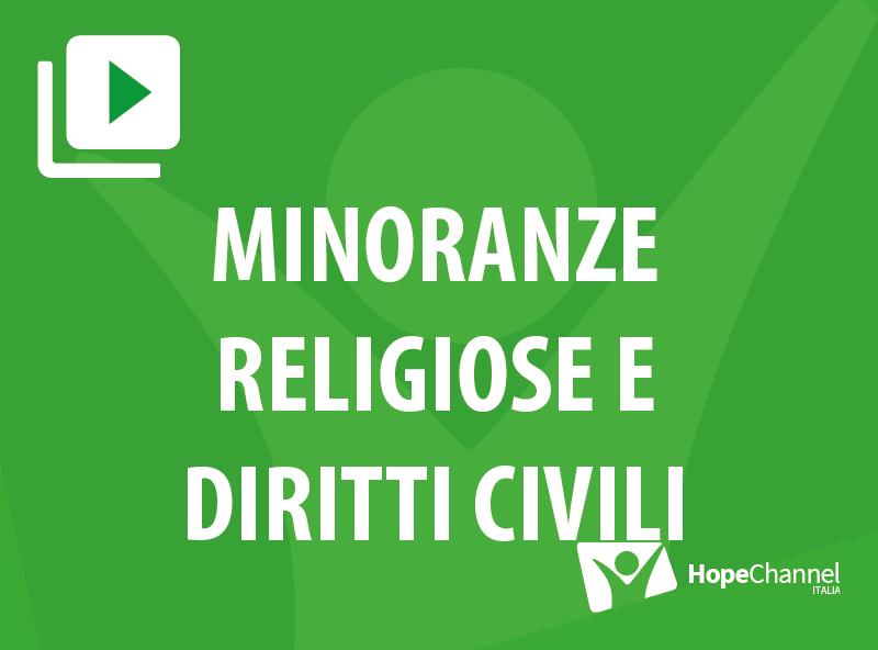 Minoranze religiose e diritti civili