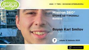 Coraggio, il cane di Boyan – Video missioni bambini