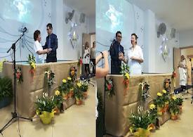 Valdarno - Battesimi e professione di fede