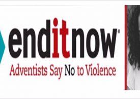End it now! Giornata di prevenzione della violenza e degli abusi - con Elsa Cupertino