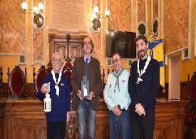 Parma - Accolta la Luce della pace di Betlemme 2018
