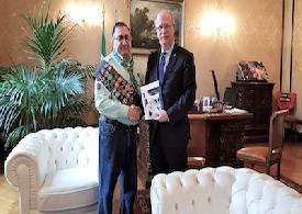 Parma - Presentata la campagna «Non ti azzardare» alle autorità cittadine