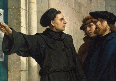 Uomini della storia - Martin Lutero